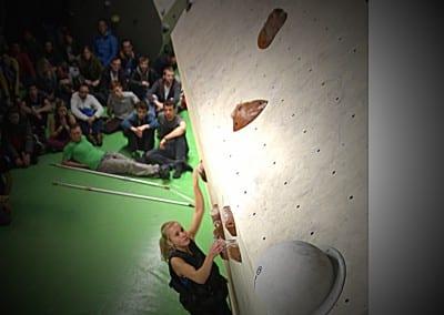BLOCKHELD & BLOCKHELDIN 2015 Erlangen boulder Finale Wettkampf051