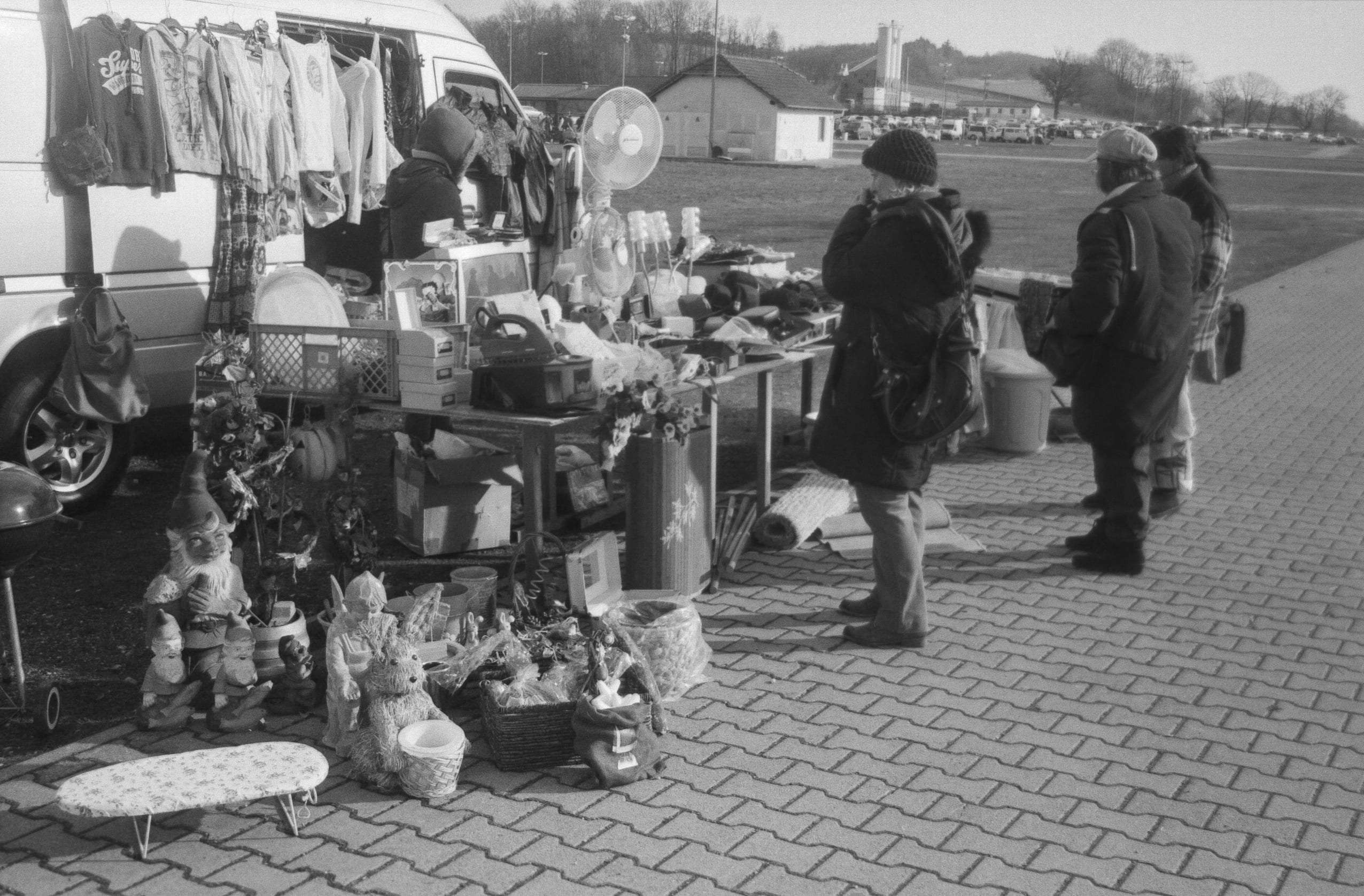 Flea Market February 3