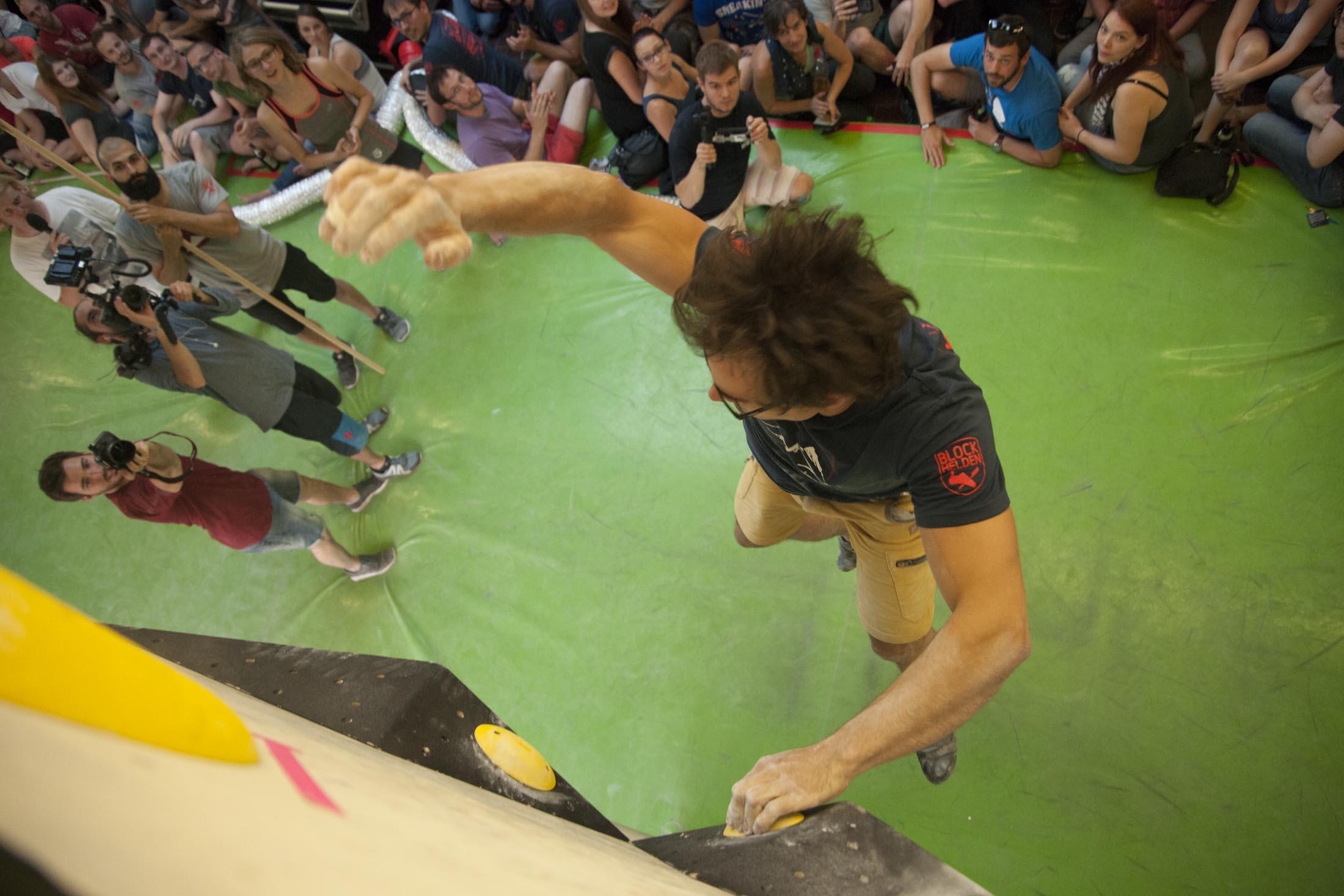 Finale, internationaler bouldercup Frankenjura 2016, BLOCKHELDEN Erlangen, Mammut, Bergfreunde.de, Boulderwettkampf07092016474