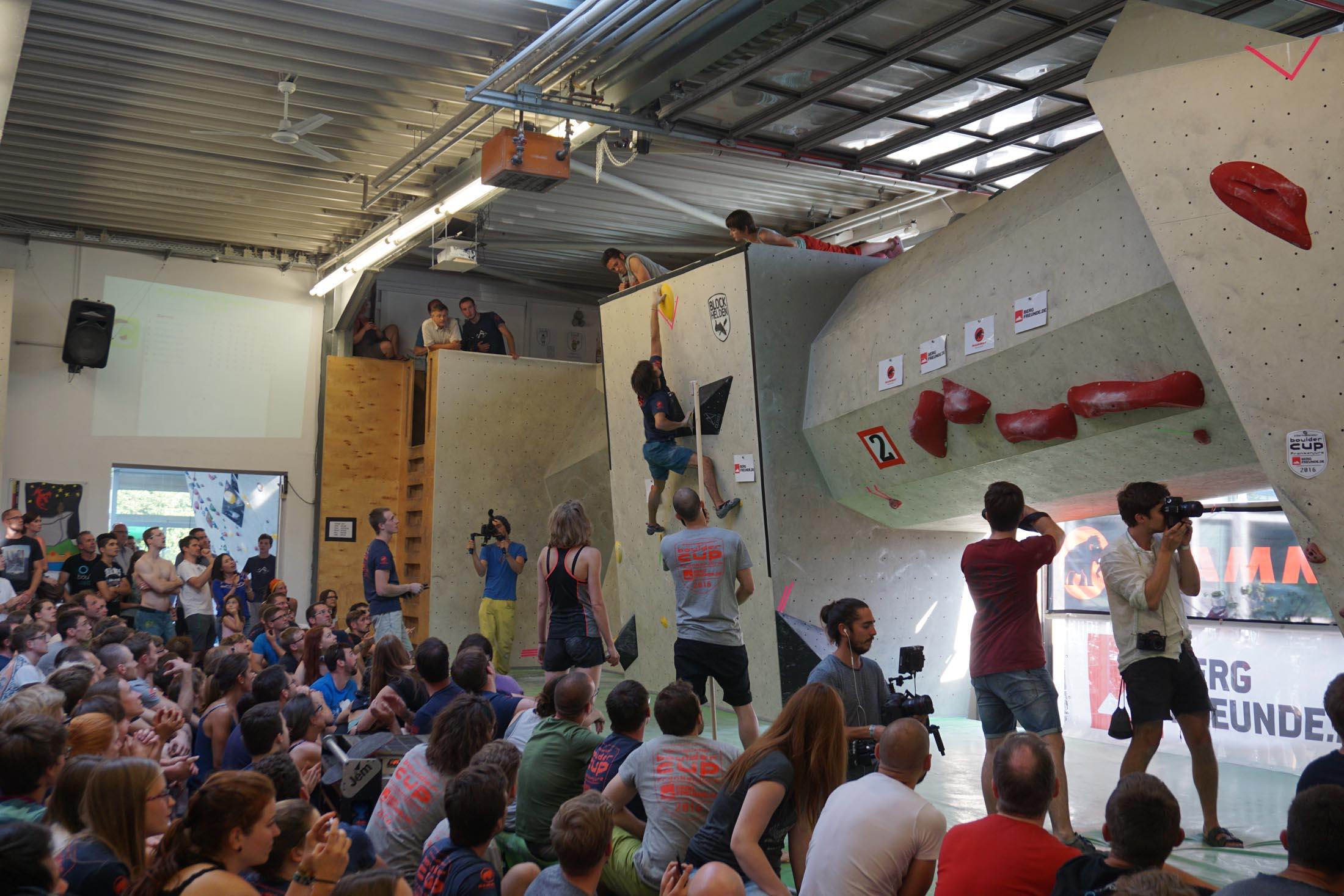 Finale, internationaler bouldercup Frankenjura 2016, BLOCKHELDEN Erlangen, Mammut, Bergfreunde.de, Boulderwettkampf07092016526