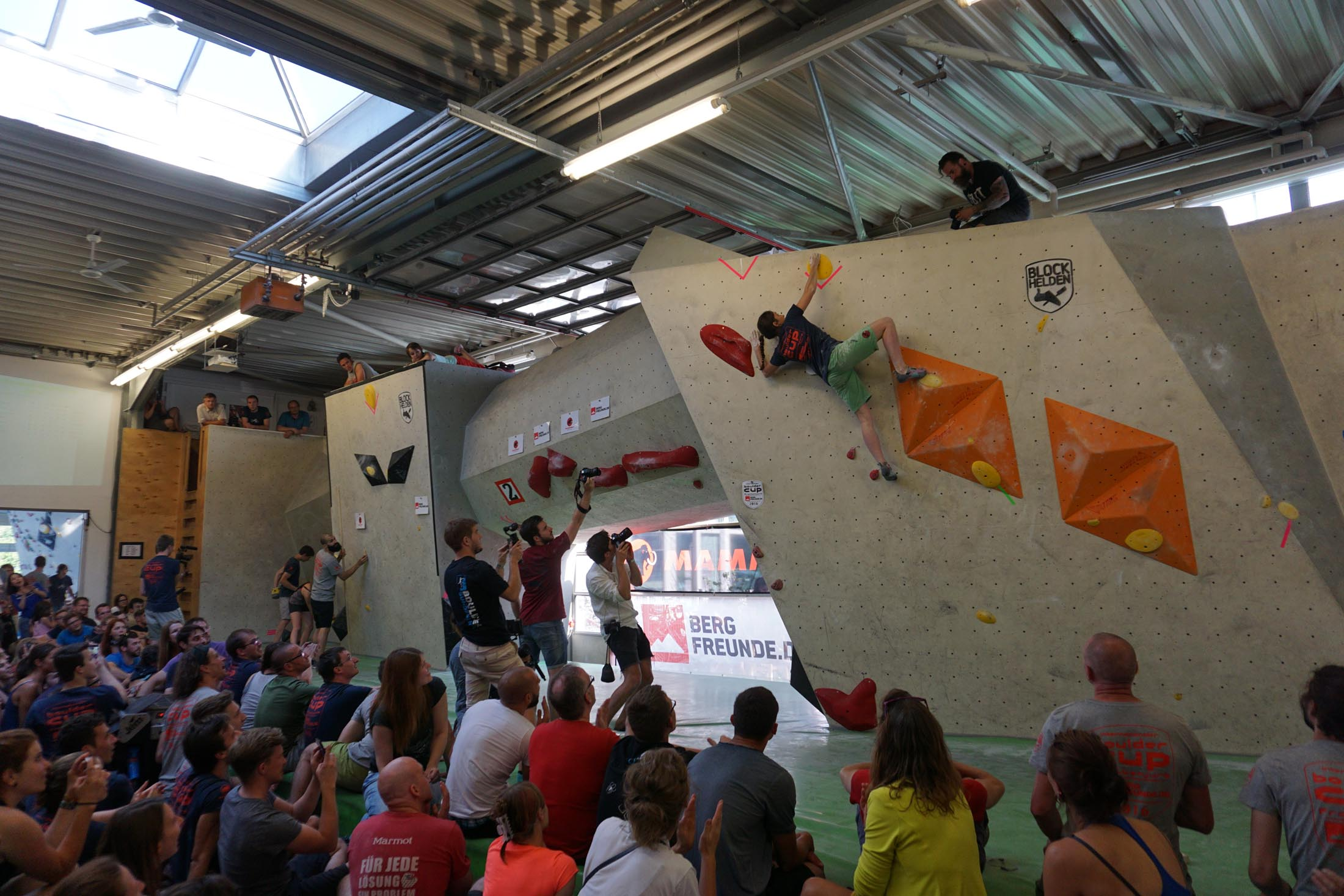 Finale, internationaler bouldercup Frankenjura 2016, BLOCKHELDEN Erlangen, Mammut, Bergfreunde.de, Boulderwettkampf07092016531