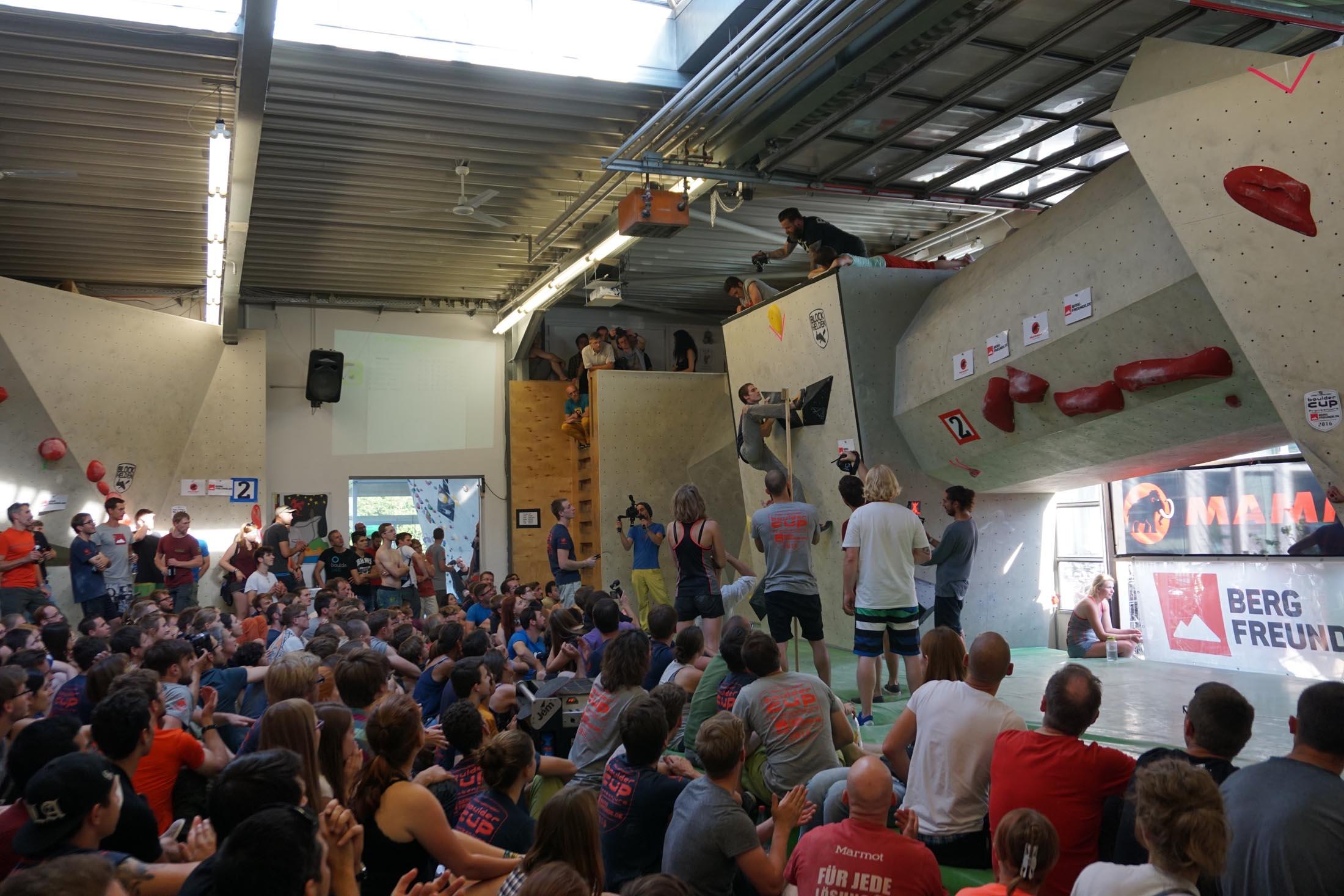 Finale, internationaler bouldercup Frankenjura 2016, BLOCKHELDEN Erlangen, Mammut, Bergfreunde.de, Boulderwettkampf07092016535