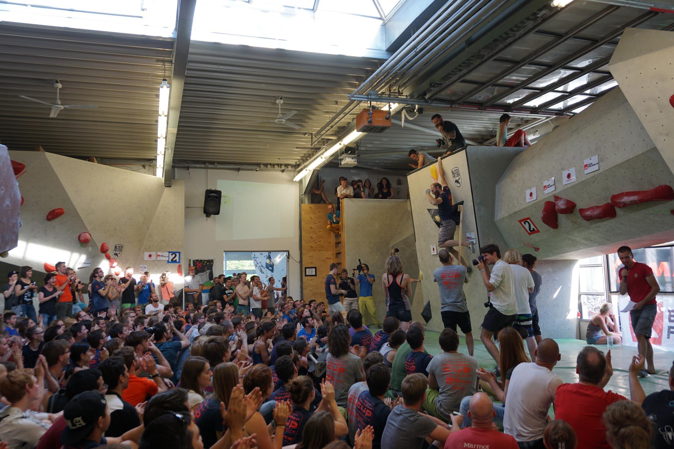 Finale, internationaler bouldercup Frankenjura 2016, BLOCKHELDEN Erlangen, Mammut, Bergfreunde.de, Boulderwettkampf07092016547