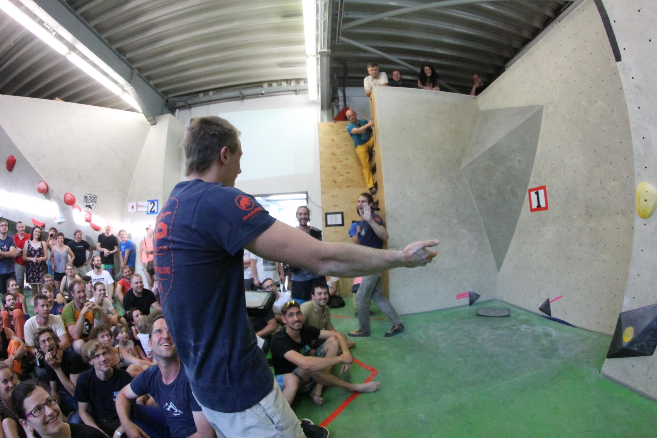 Finale, internationaler bouldercup Frankenjura 2016, BLOCKHELDEN Erlangen, Mammut, Bergfreunde.de, Boulderwettkampf07092016569