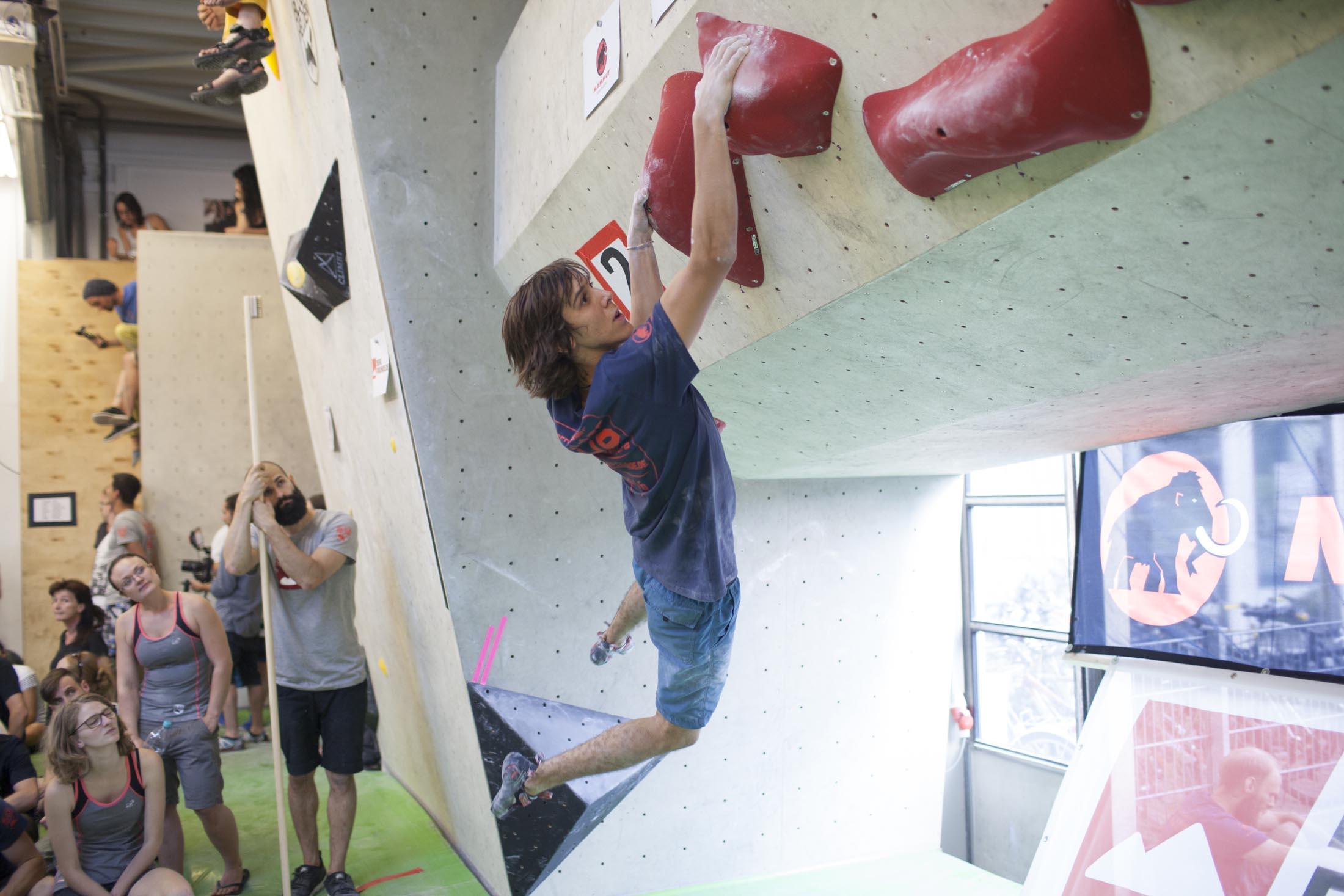 Finale, internationaler bouldercup Frankenjura 2016, BLOCKHELDEN Erlangen, Mammut, Bergfreunde.de, Boulderwettkampf07092016580