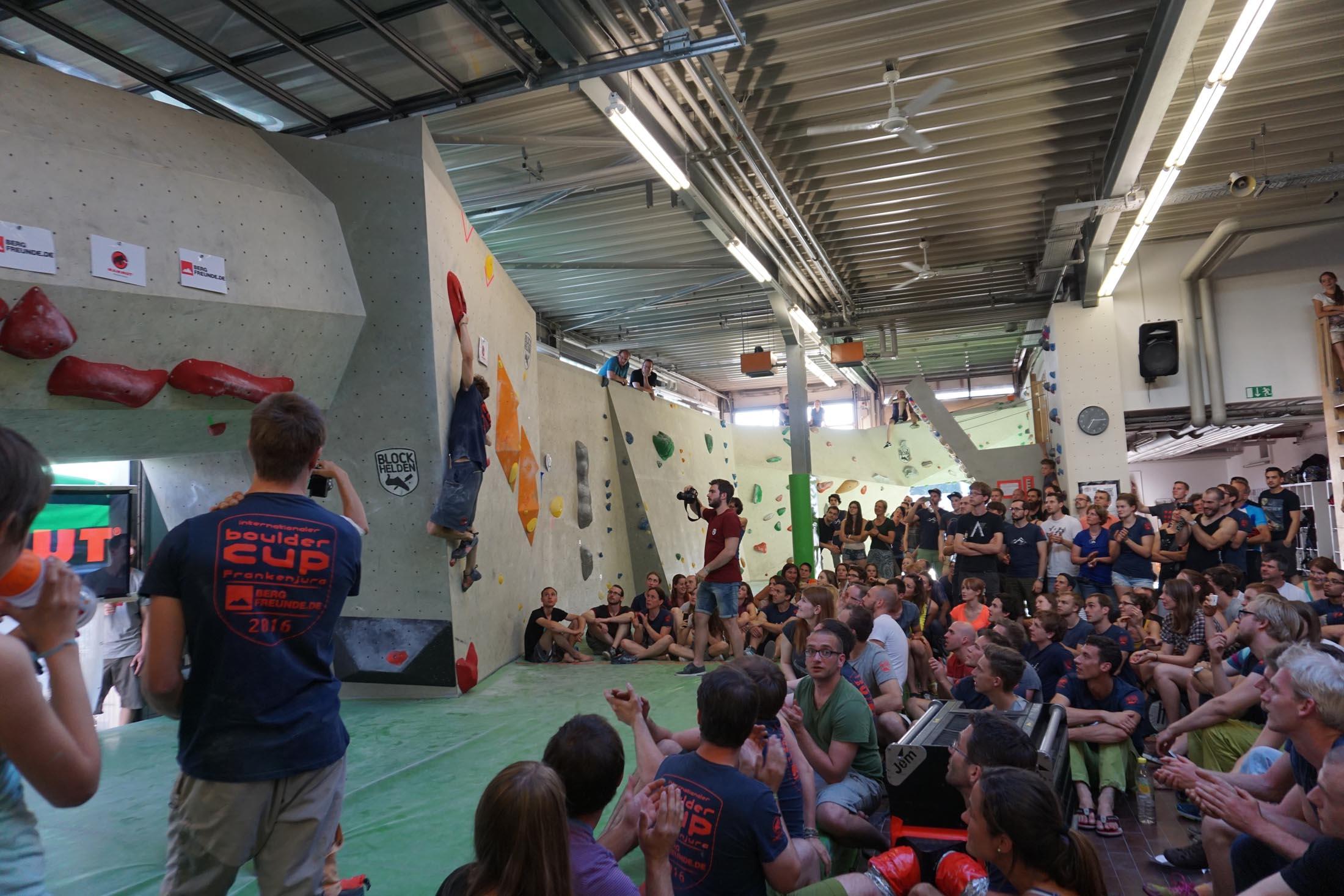 Finale, internationaler bouldercup Frankenjura 2016, BLOCKHELDEN Erlangen, Mammut, Bergfreunde.de, Boulderwettkampf07092016587