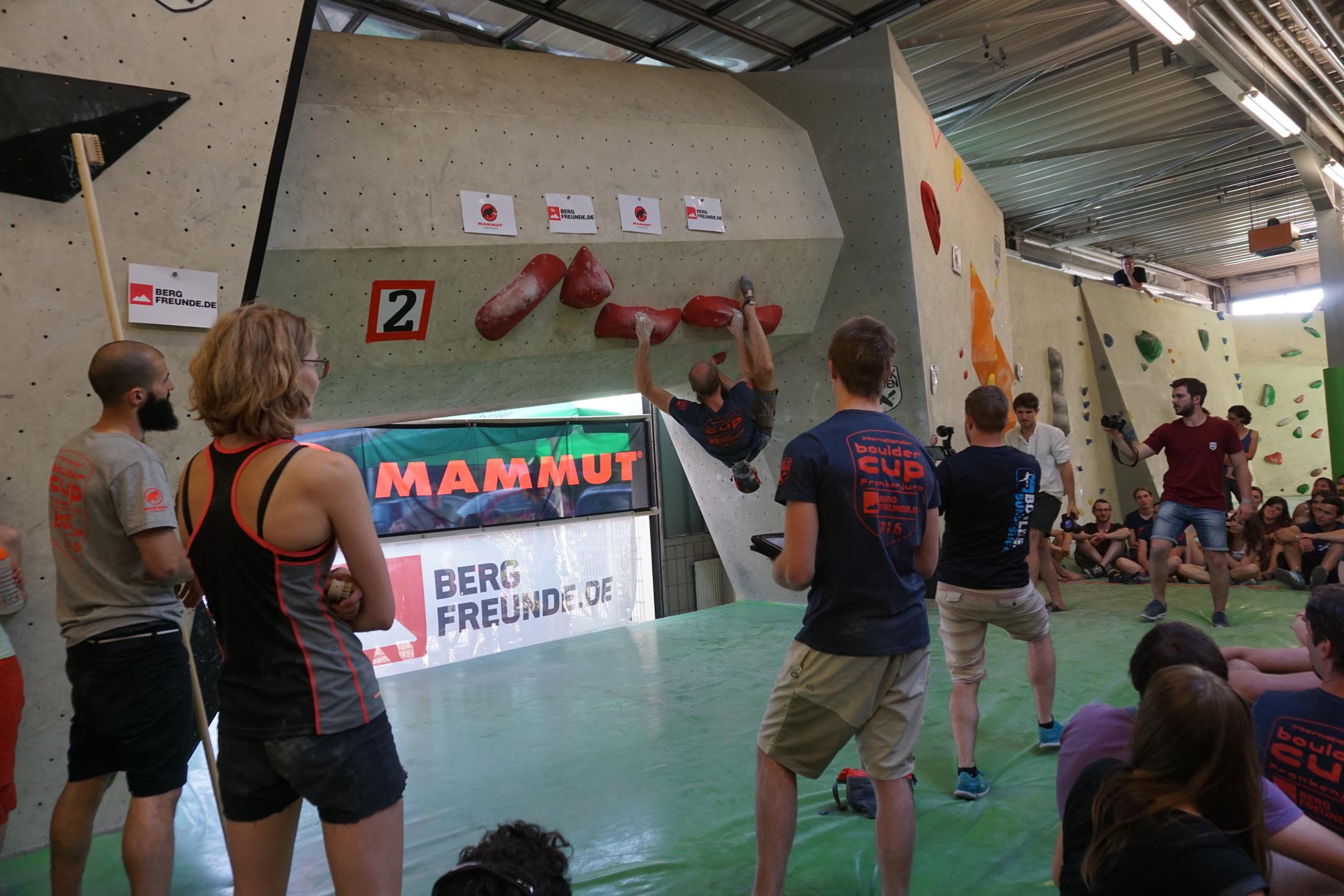 Finale, internationaler bouldercup Frankenjura 2016, BLOCKHELDEN Erlangen, Mammut, Bergfreunde.de, Boulderwettkampf07092016590