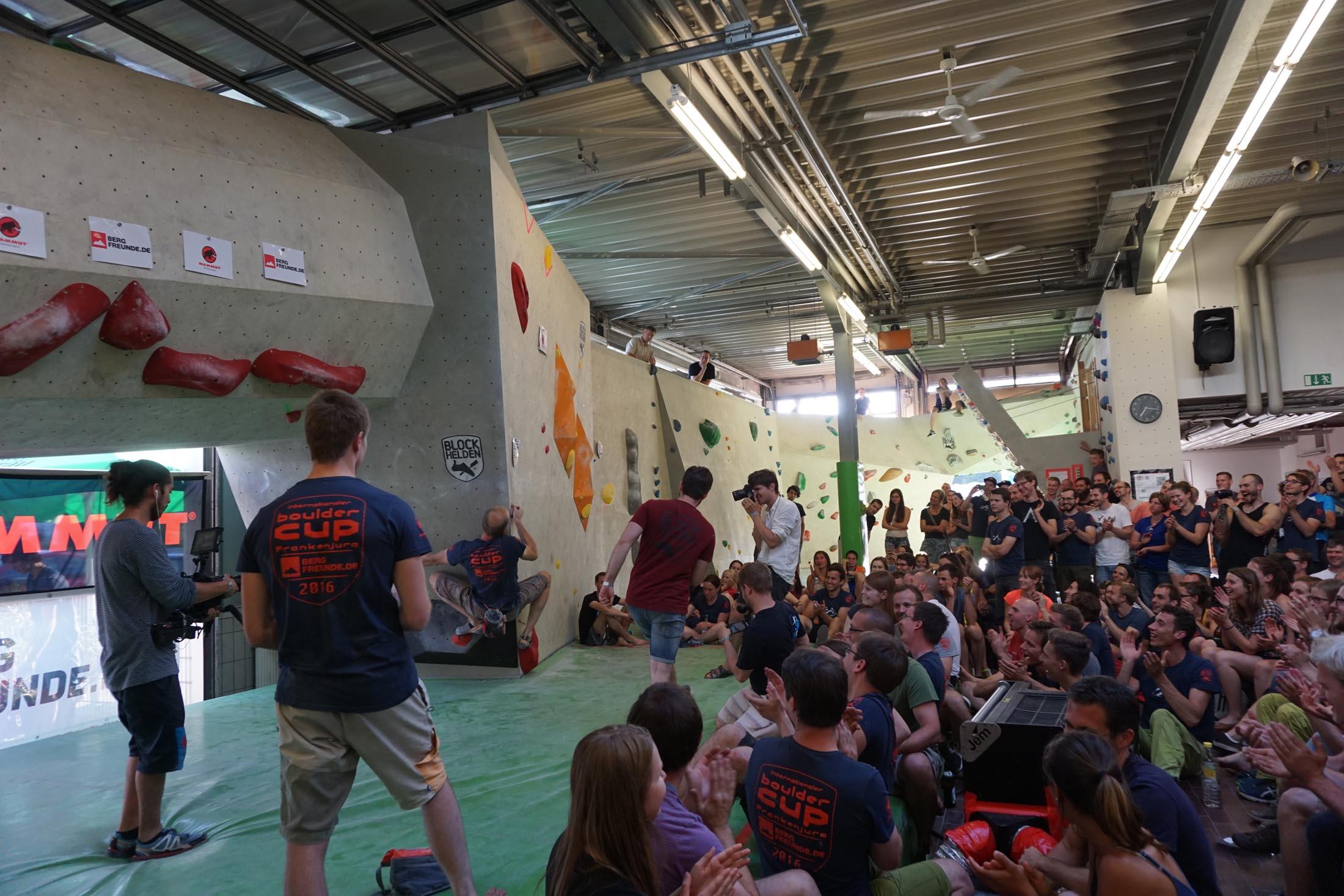 Finale, internationaler bouldercup Frankenjura 2016, BLOCKHELDEN Erlangen, Mammut, Bergfreunde.de, Boulderwettkampf07092016595