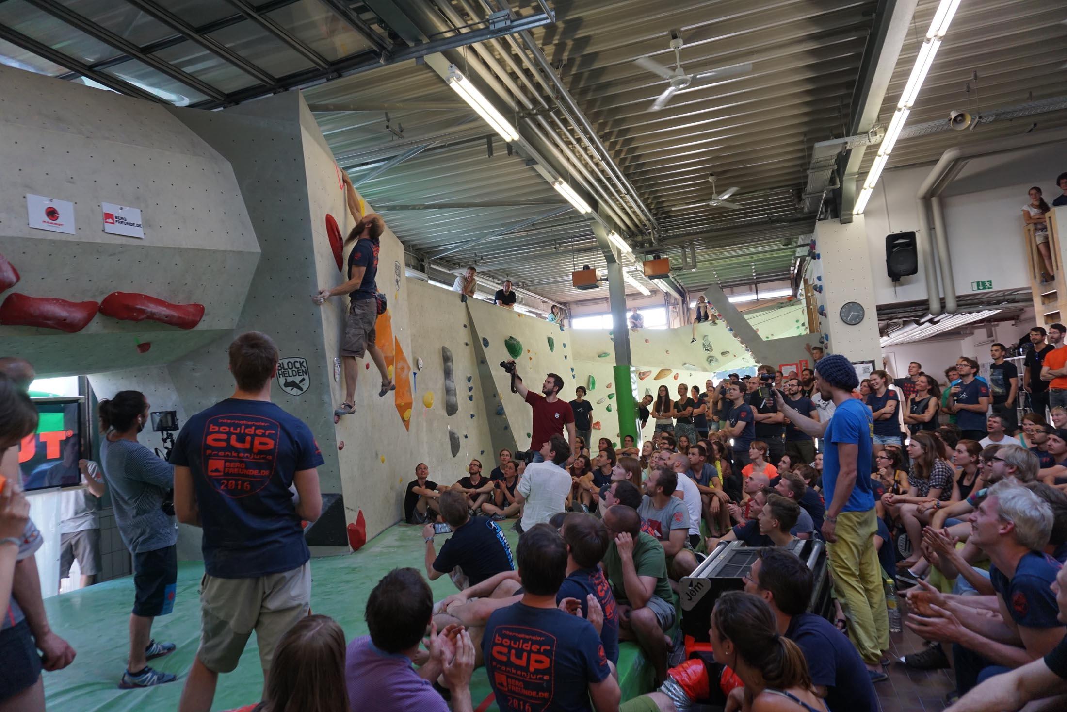 Finale, internationaler bouldercup Frankenjura 2016, BLOCKHELDEN Erlangen, Mammut, Bergfreunde.de, Boulderwettkampf07092016600