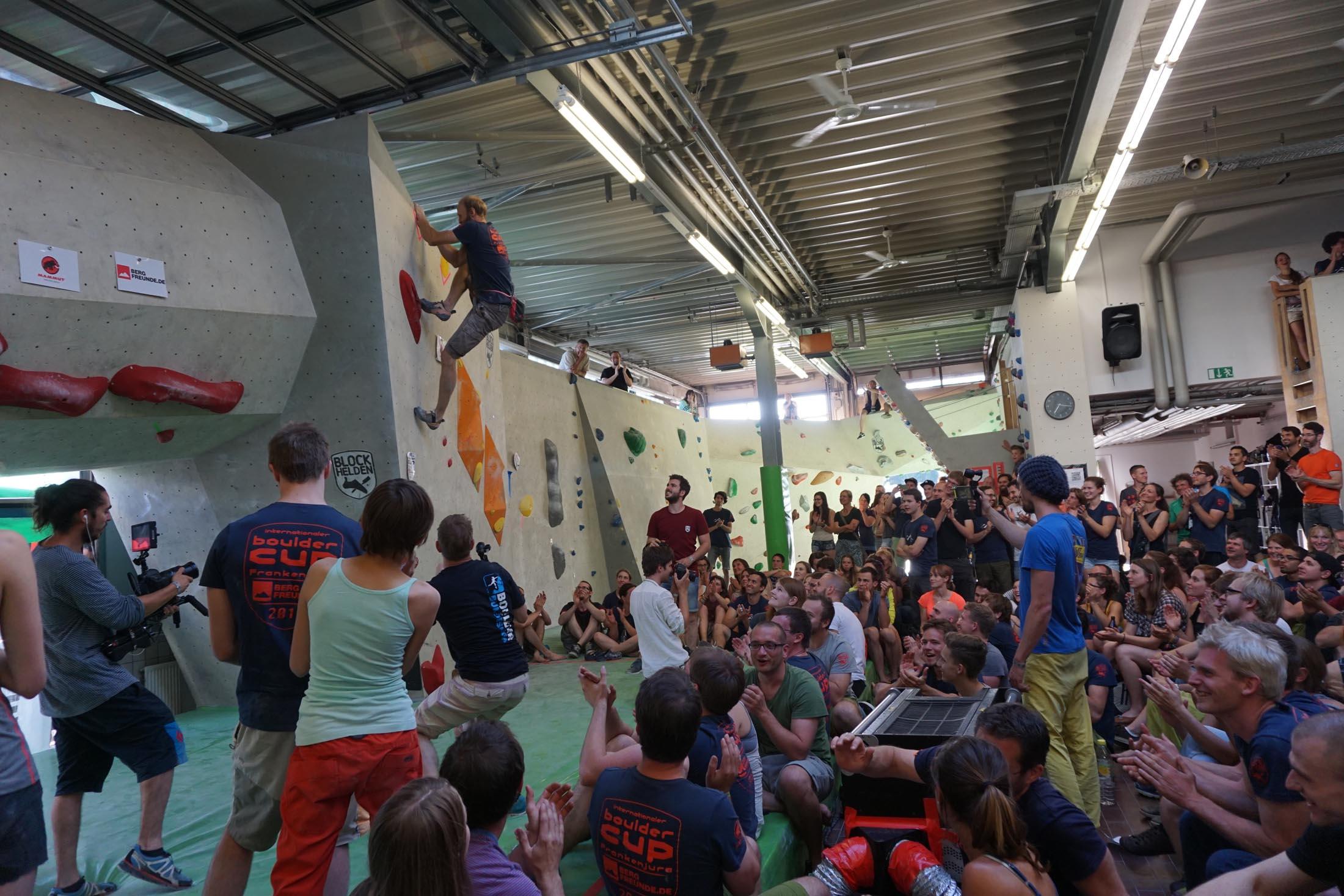 Finale, internationaler bouldercup Frankenjura 2016, BLOCKHELDEN Erlangen, Mammut, Bergfreunde.de, Boulderwettkampf07092016602
