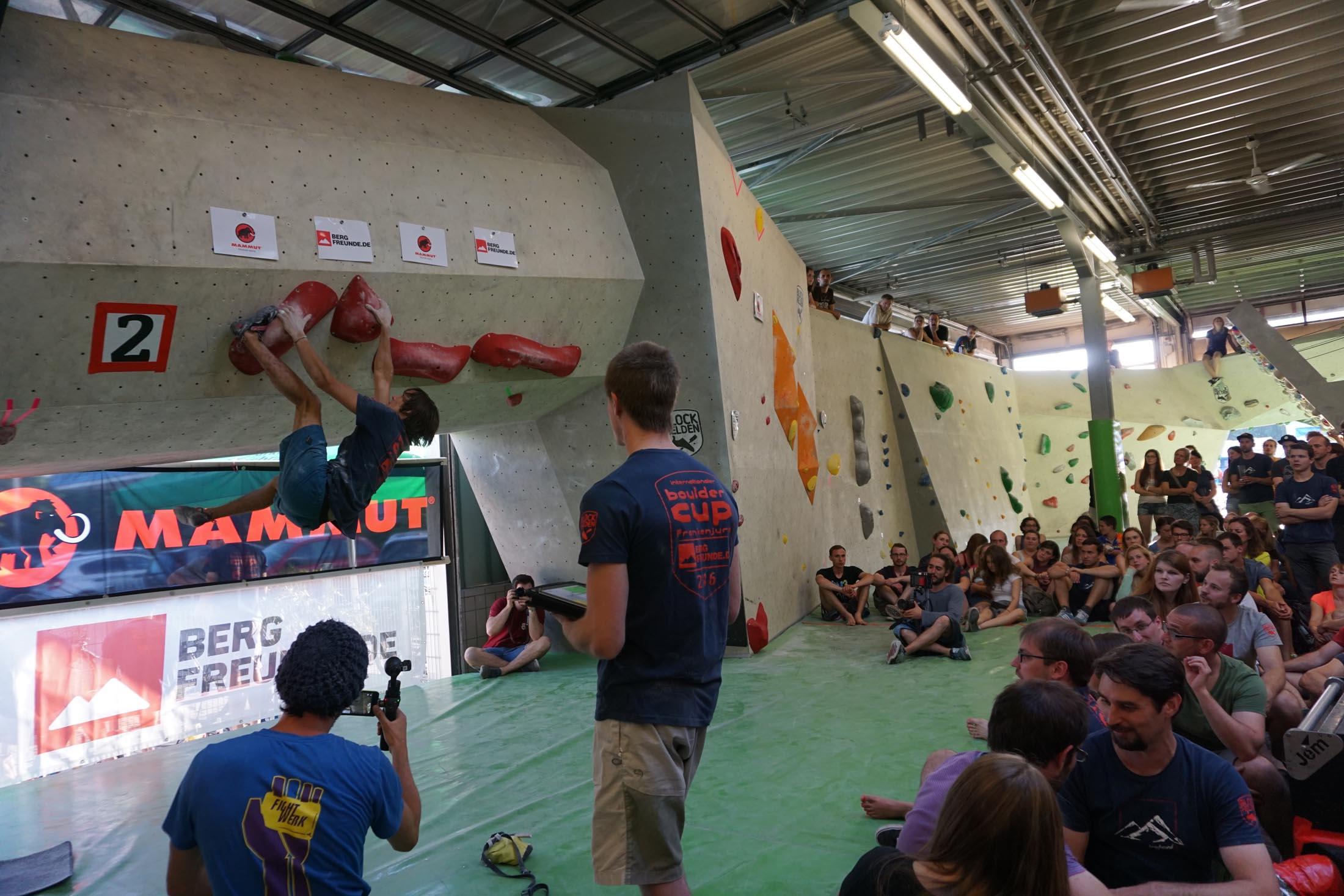Finale, internationaler bouldercup Frankenjura 2016, BLOCKHELDEN Erlangen, Mammut, Bergfreunde.de, Boulderwettkampf07092016610