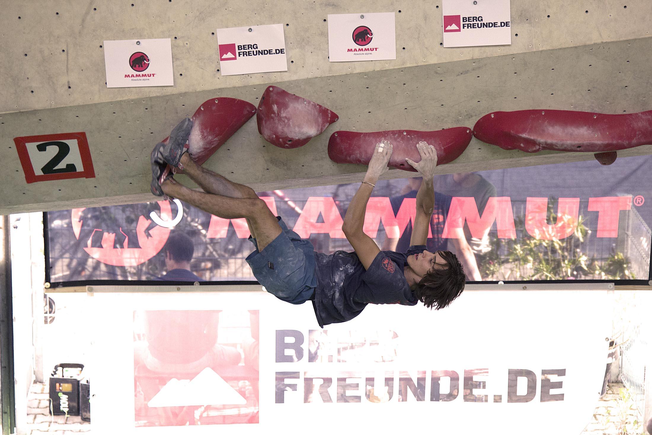 Finale, internationaler bouldercup Frankenjura 2016, BLOCKHELDEN Erlangen, Mammut, Bergfreunde.de, Boulderwettkampf07092016613
