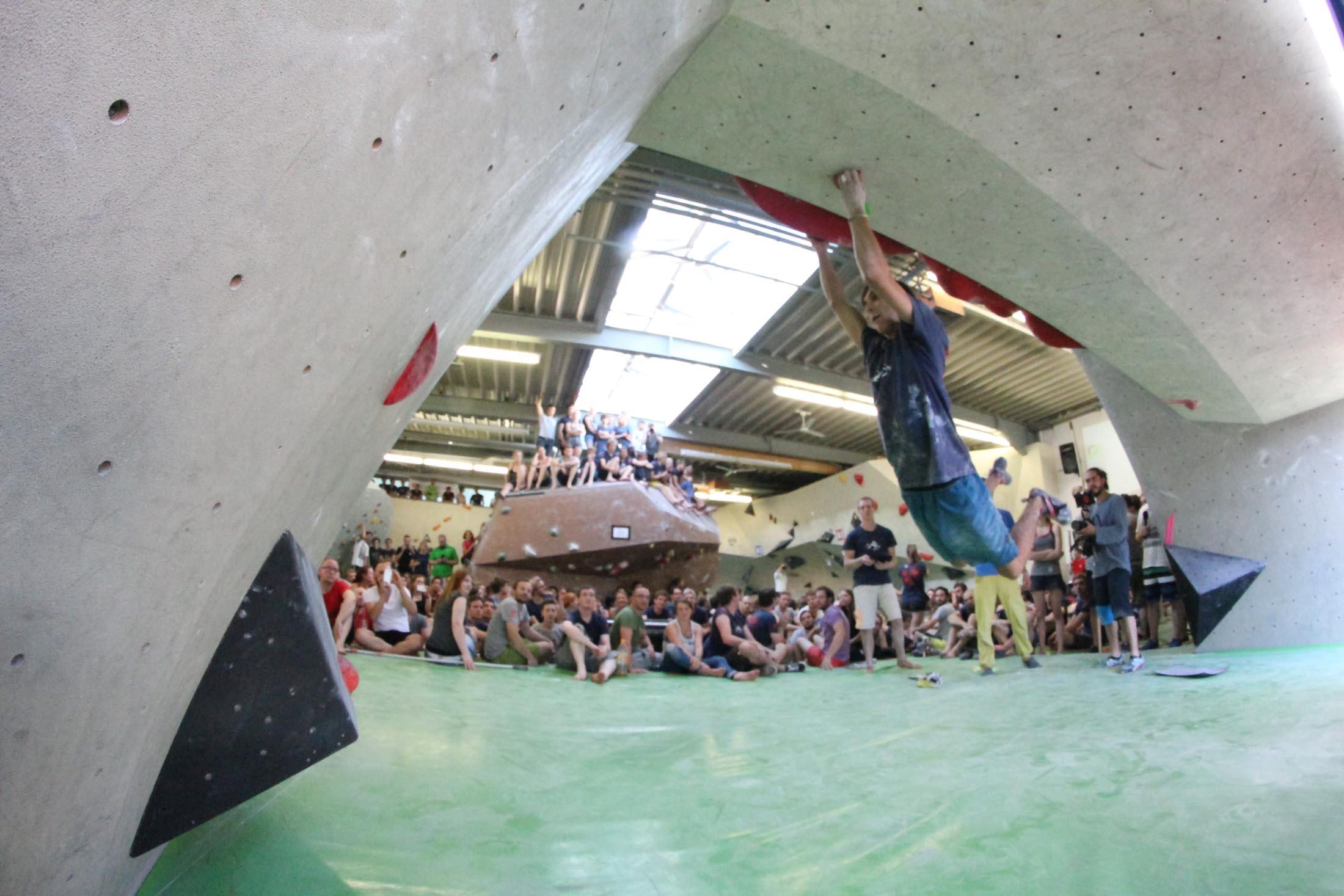 Finale, internationaler bouldercup Frankenjura 2016, BLOCKHELDEN Erlangen, Mammut, Bergfreunde.de, Boulderwettkampf07092016615