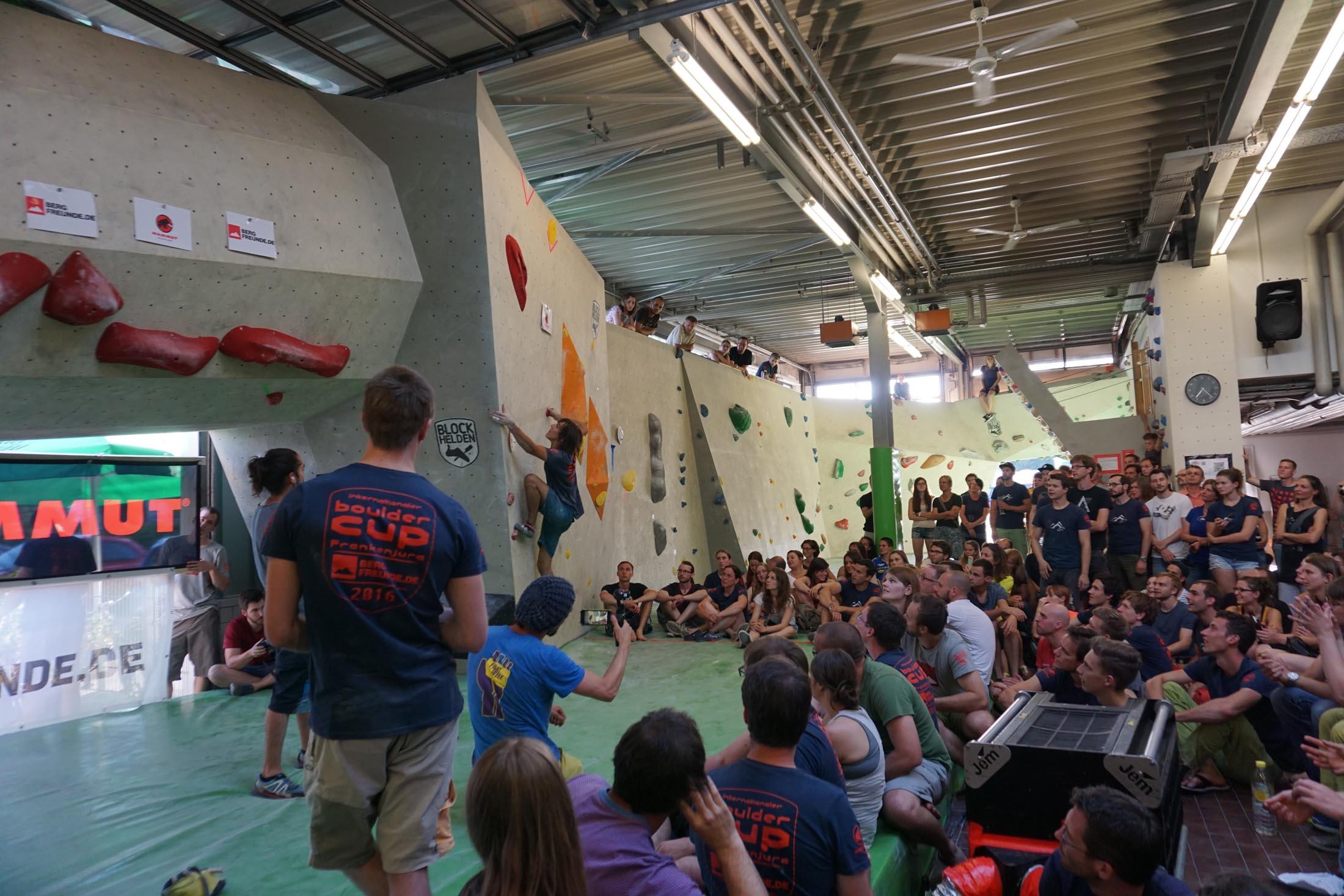 Finale, internationaler bouldercup Frankenjura 2016, BLOCKHELDEN Erlangen, Mammut, Bergfreunde.de, Boulderwettkampf07092016619
