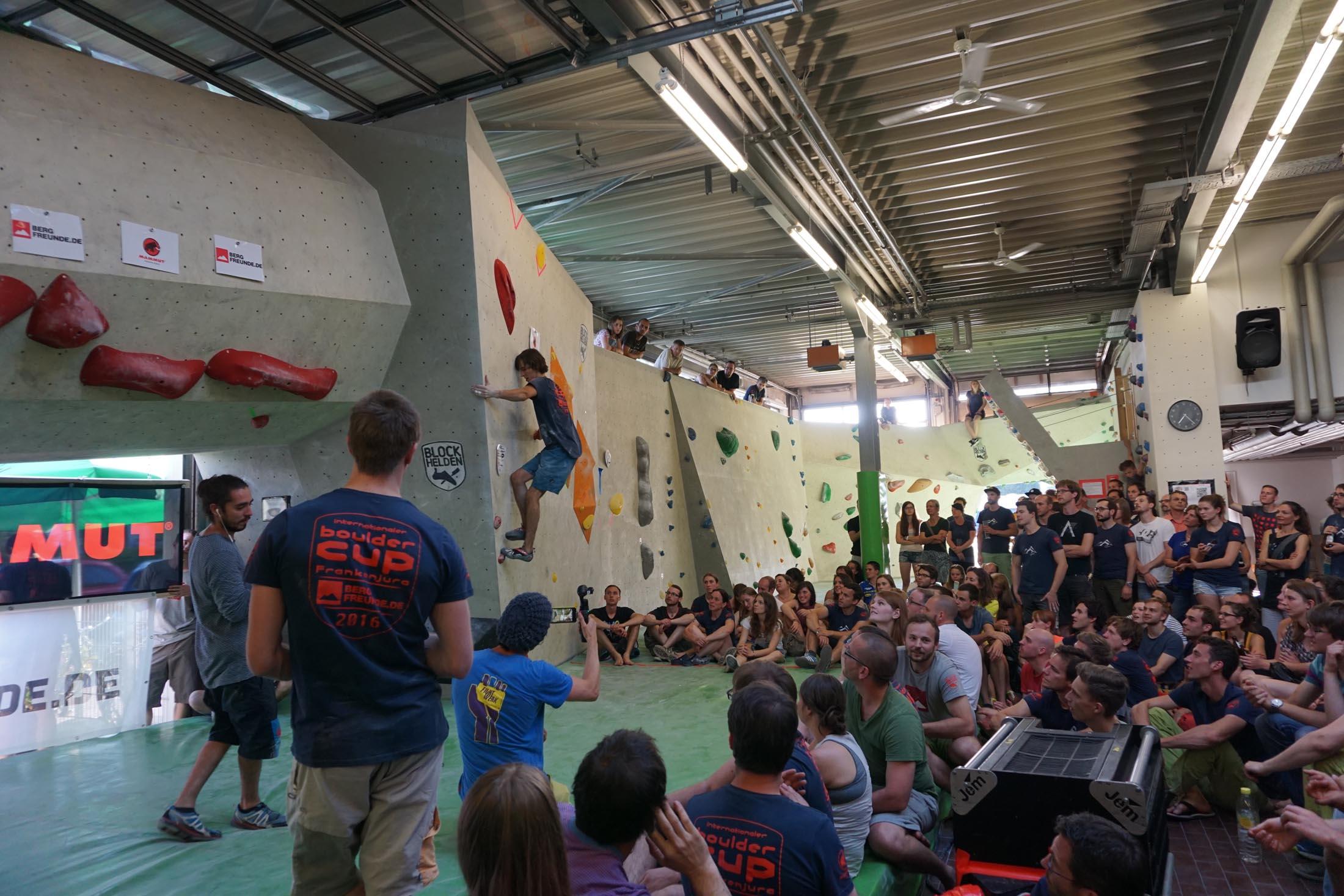 Finale, internationaler bouldercup Frankenjura 2016, BLOCKHELDEN Erlangen, Mammut, Bergfreunde.de, Boulderwettkampf07092016620