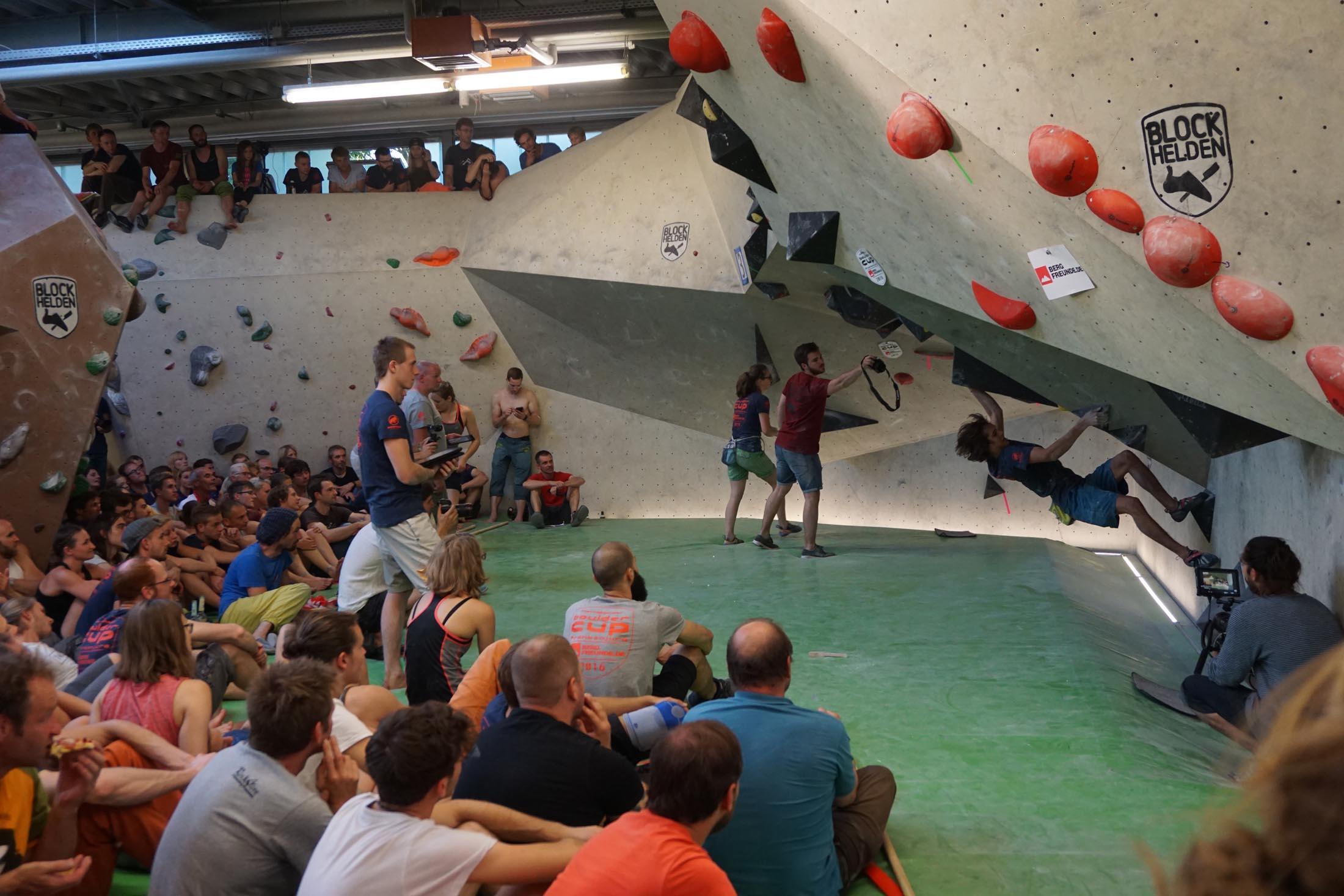 Finale, internationaler bouldercup Frankenjura 2016, BLOCKHELDEN Erlangen, Mammut, Bergfreunde.de, Boulderwettkampf07092016683