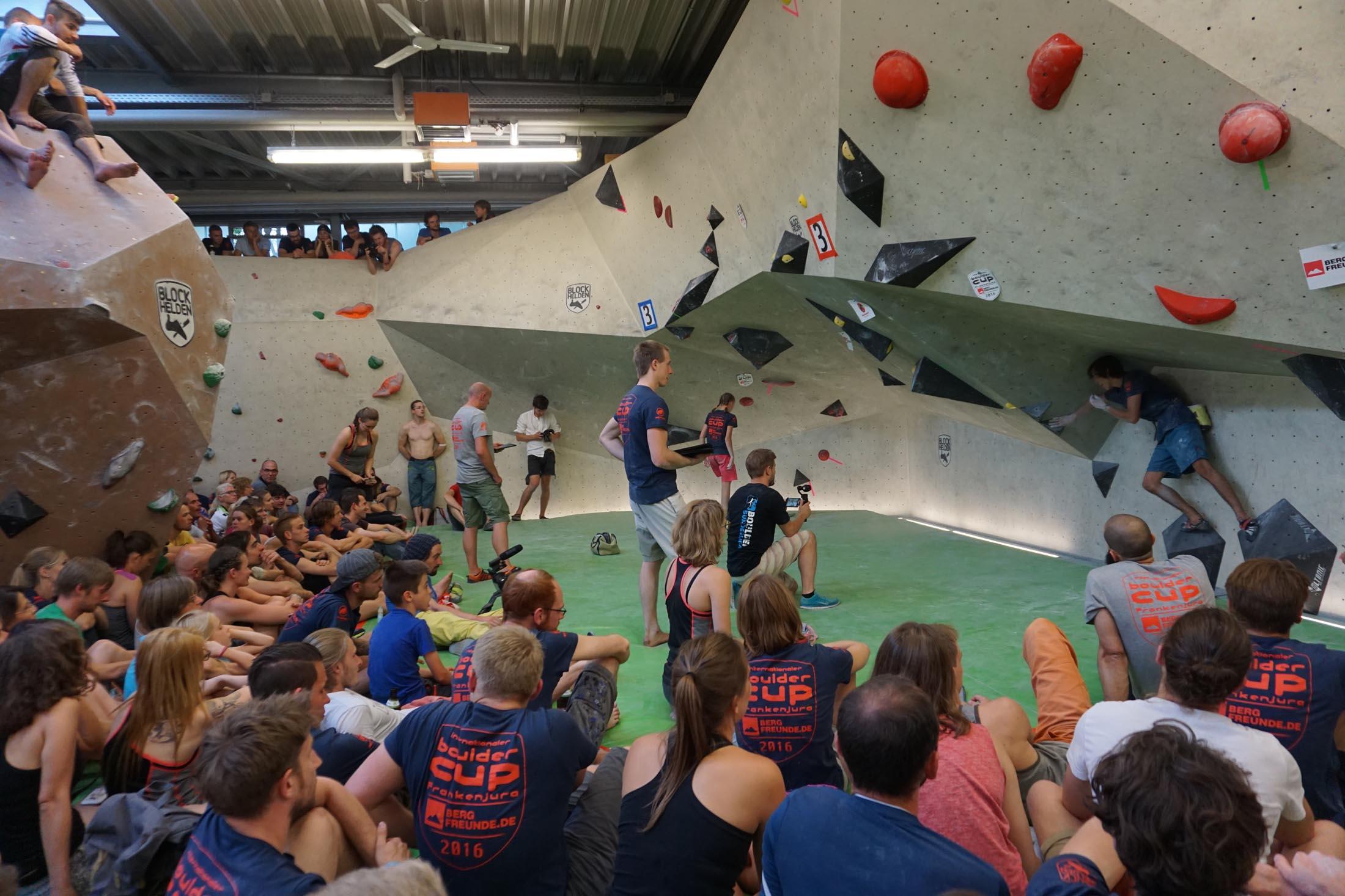 Finale, internationaler bouldercup Frankenjura 2016, BLOCKHELDEN Erlangen, Mammut, Bergfreunde.de, Boulderwettkampf07092016708