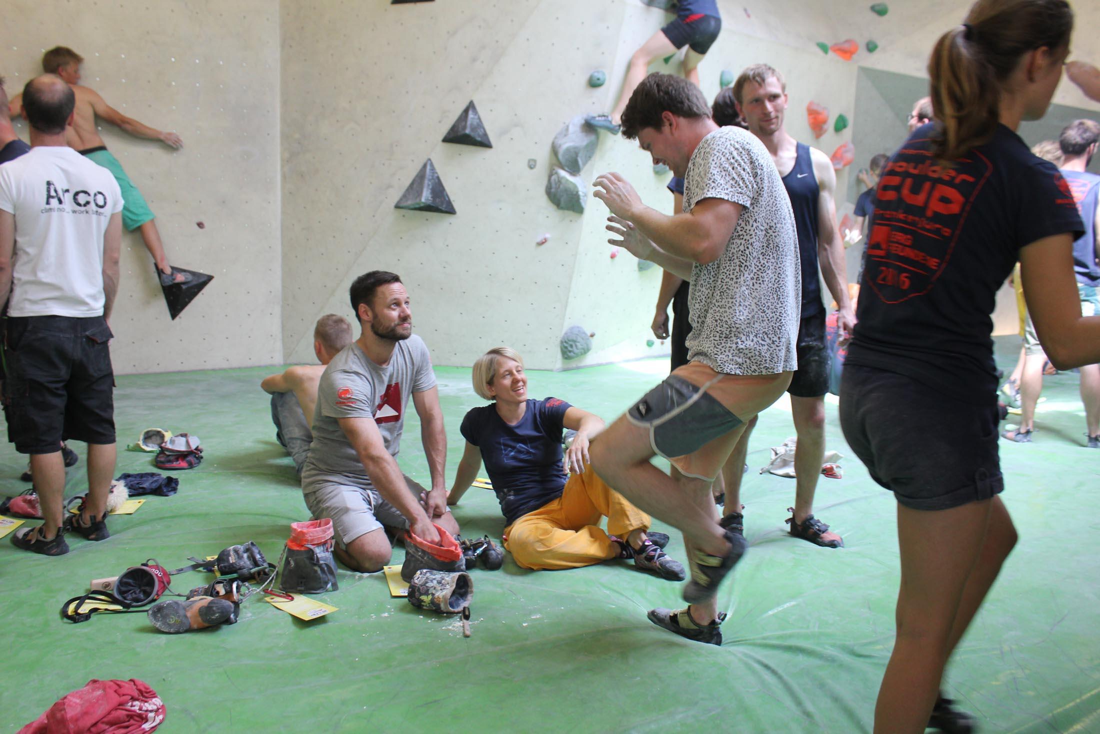 Quali, internationaler bouldercup Frankenjura 2016, BLOCKHELDEN Erlangen, Mammut, Bergfreunde.de, Boulderwettkampf07092016317
