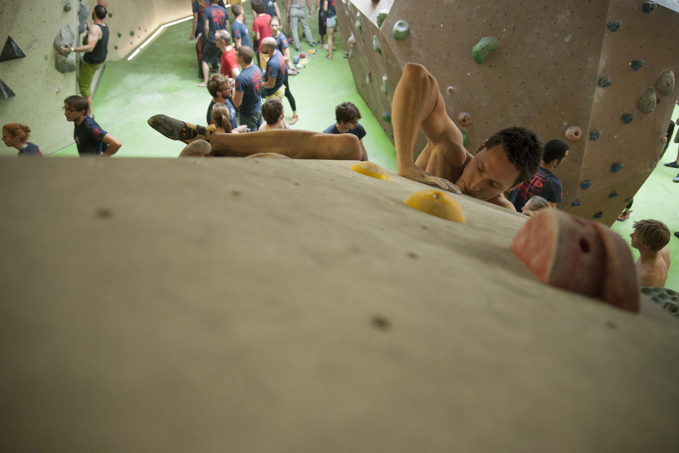 Quali, internationaler bouldercup Frankenjura 2016, BLOCKHELDEN Erlangen, Mammut, Bergfreunde.de, Boulderwettkampf07092016327
