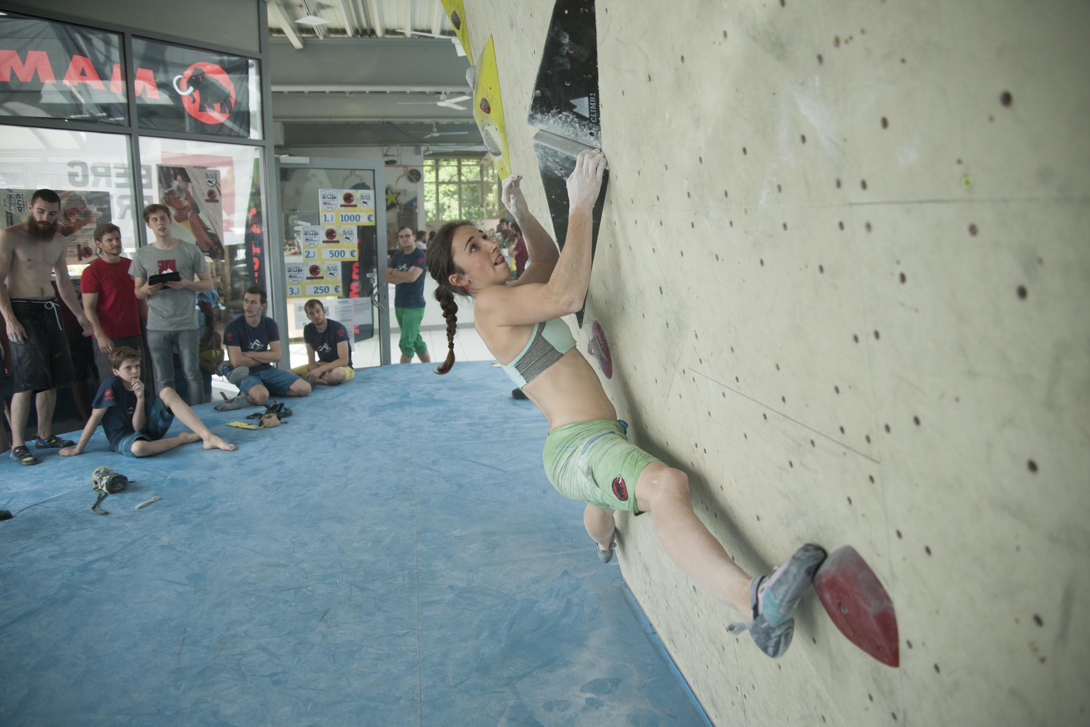 Quali, internationaler bouldercup Frankenjura 2016, BLOCKHELDEN Erlangen, Mammut, Bergfreunde.de, Boulderwettkampf07092016344