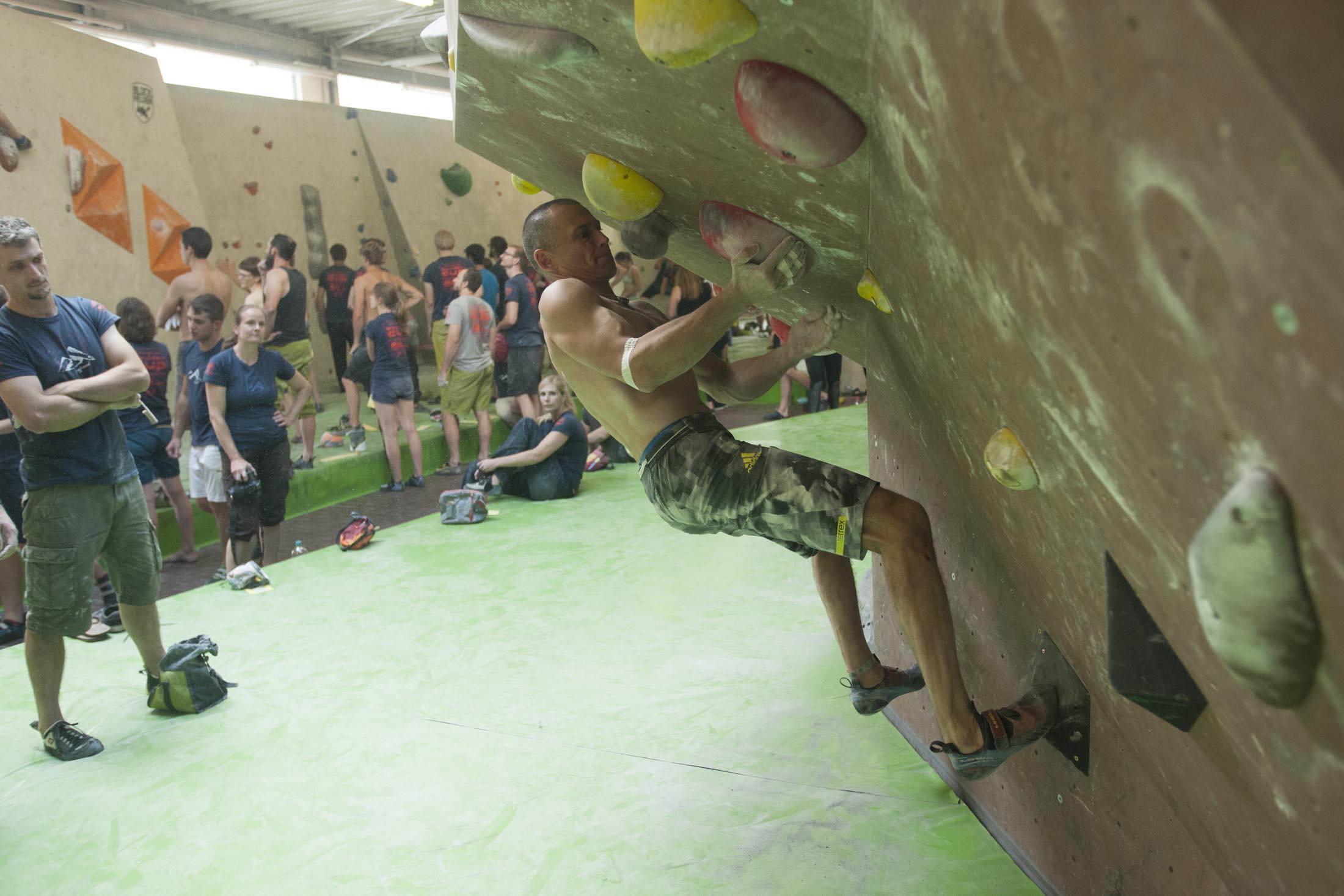 Quali, internationaler bouldercup Frankenjura 2016, BLOCKHELDEN Erlangen, Mammut, Bergfreunde.de, Boulderwettkampf07092016355