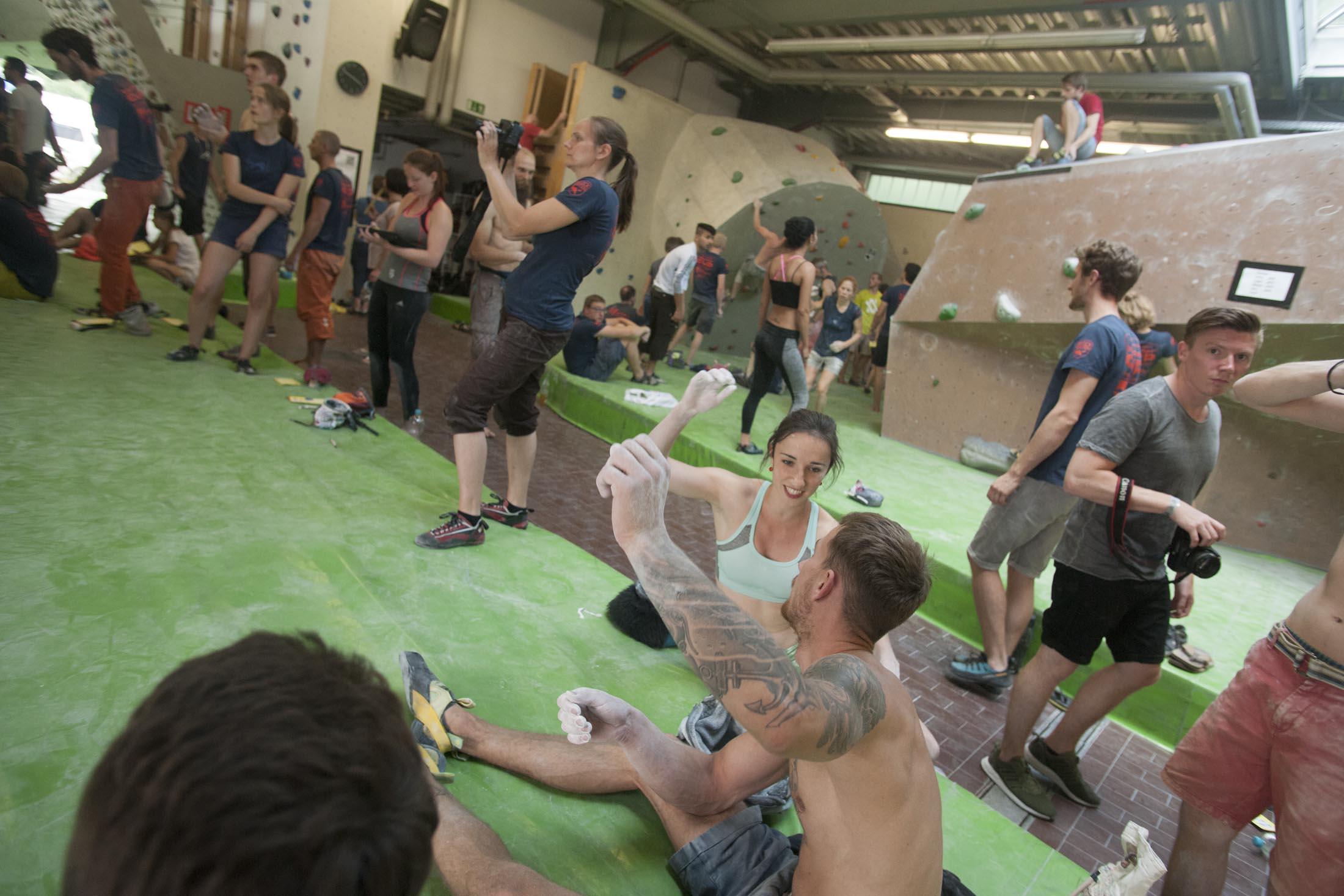Quali, internationaler bouldercup Frankenjura 2016, BLOCKHELDEN Erlangen, Mammut, Bergfreunde.de, Boulderwettkampf07092016362