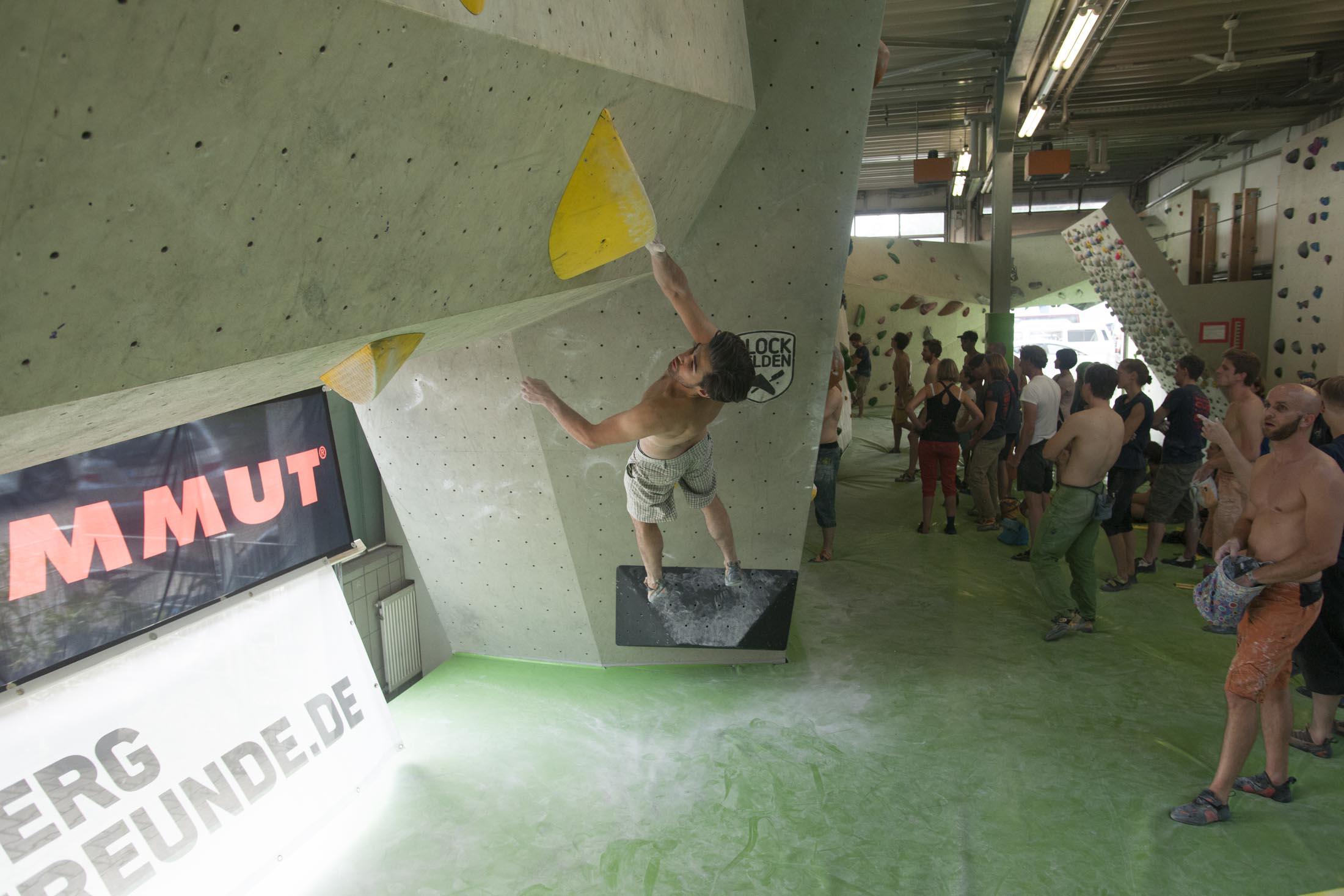 Quali, internationaler bouldercup Frankenjura 2016, BLOCKHELDEN Erlangen, Mammut, Bergfreunde.de, Boulderwettkampf07092016391