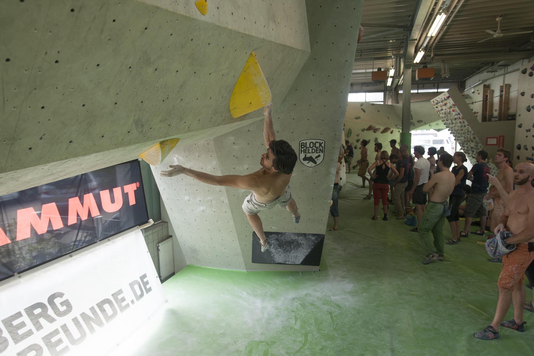 Quali, internationaler bouldercup Frankenjura 2016, BLOCKHELDEN Erlangen, Mammut, Bergfreunde.de, Boulderwettkampf07092016392