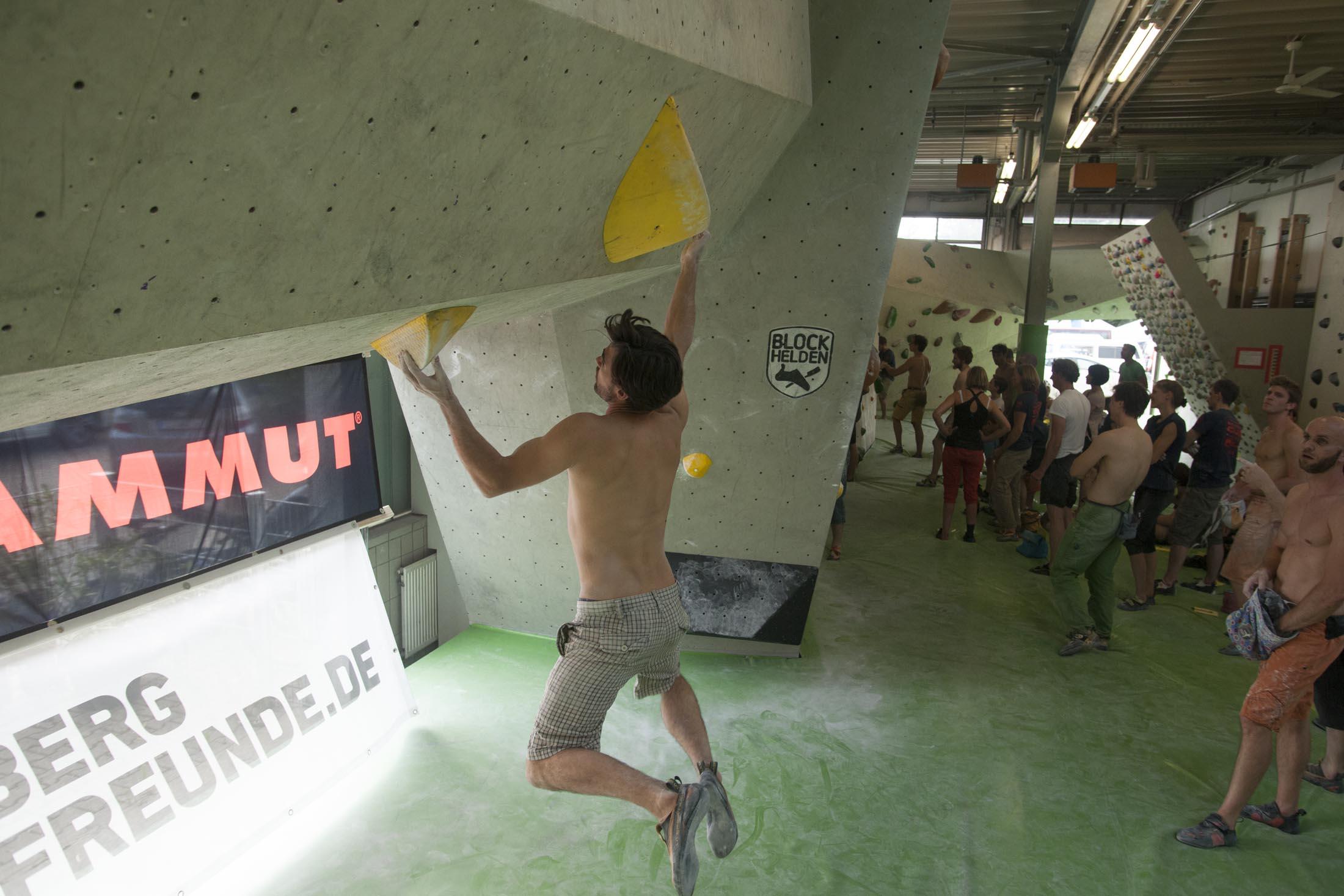 Quali, internationaler bouldercup Frankenjura 2016, BLOCKHELDEN Erlangen, Mammut, Bergfreunde.de, Boulderwettkampf07092016394