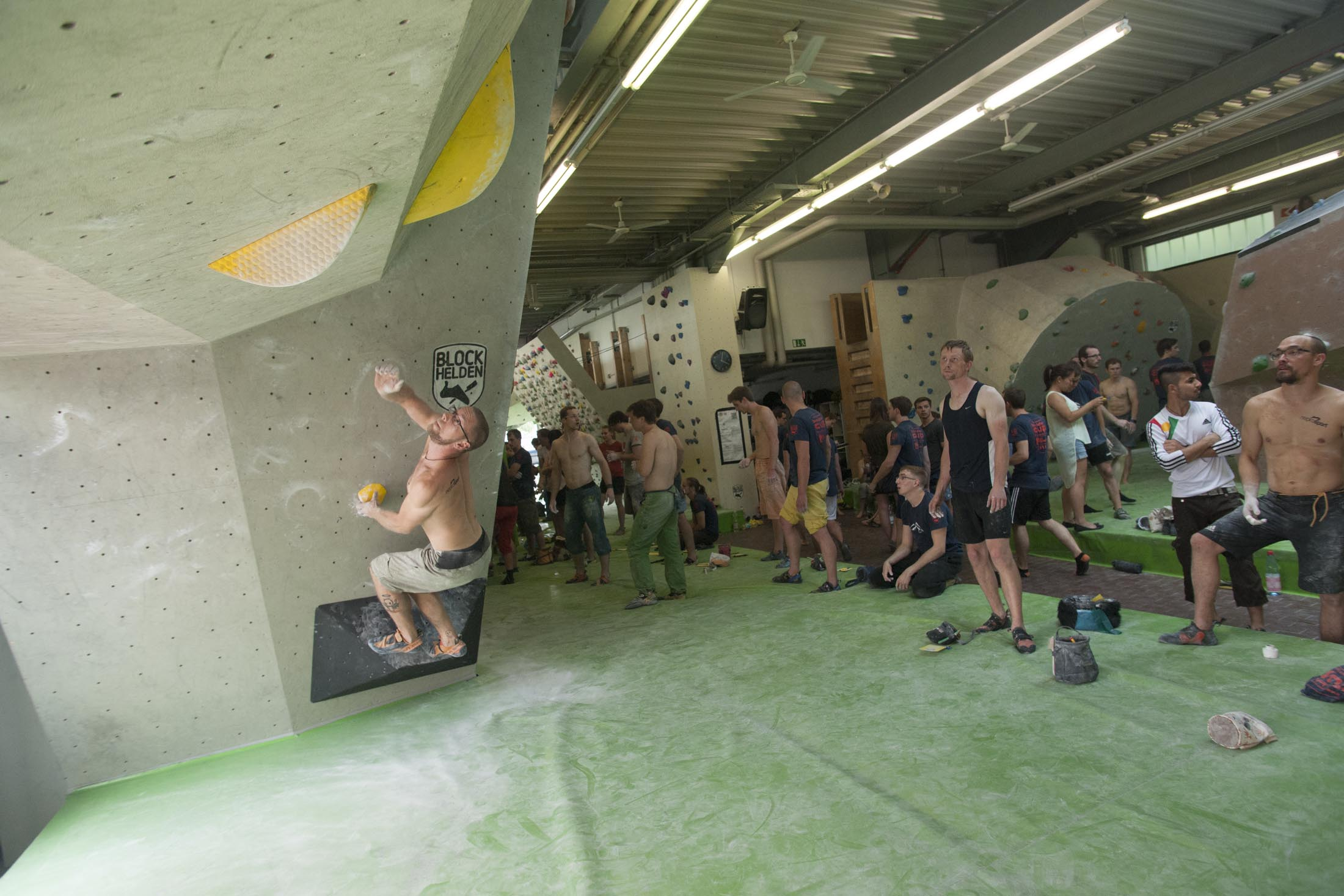 Quali, internationaler bouldercup Frankenjura 2016, BLOCKHELDEN Erlangen, Mammut, Bergfreunde.de, Boulderwettkampf07092016409