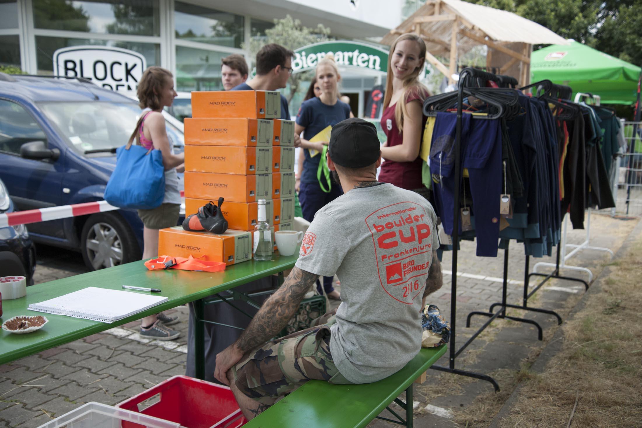 Registration internationaler bouldercup Frankenjura 2016, BLOCKHELDEN Erlangen, Mammut, Bergfreunde.de, Boulderwettkampf07092016071
