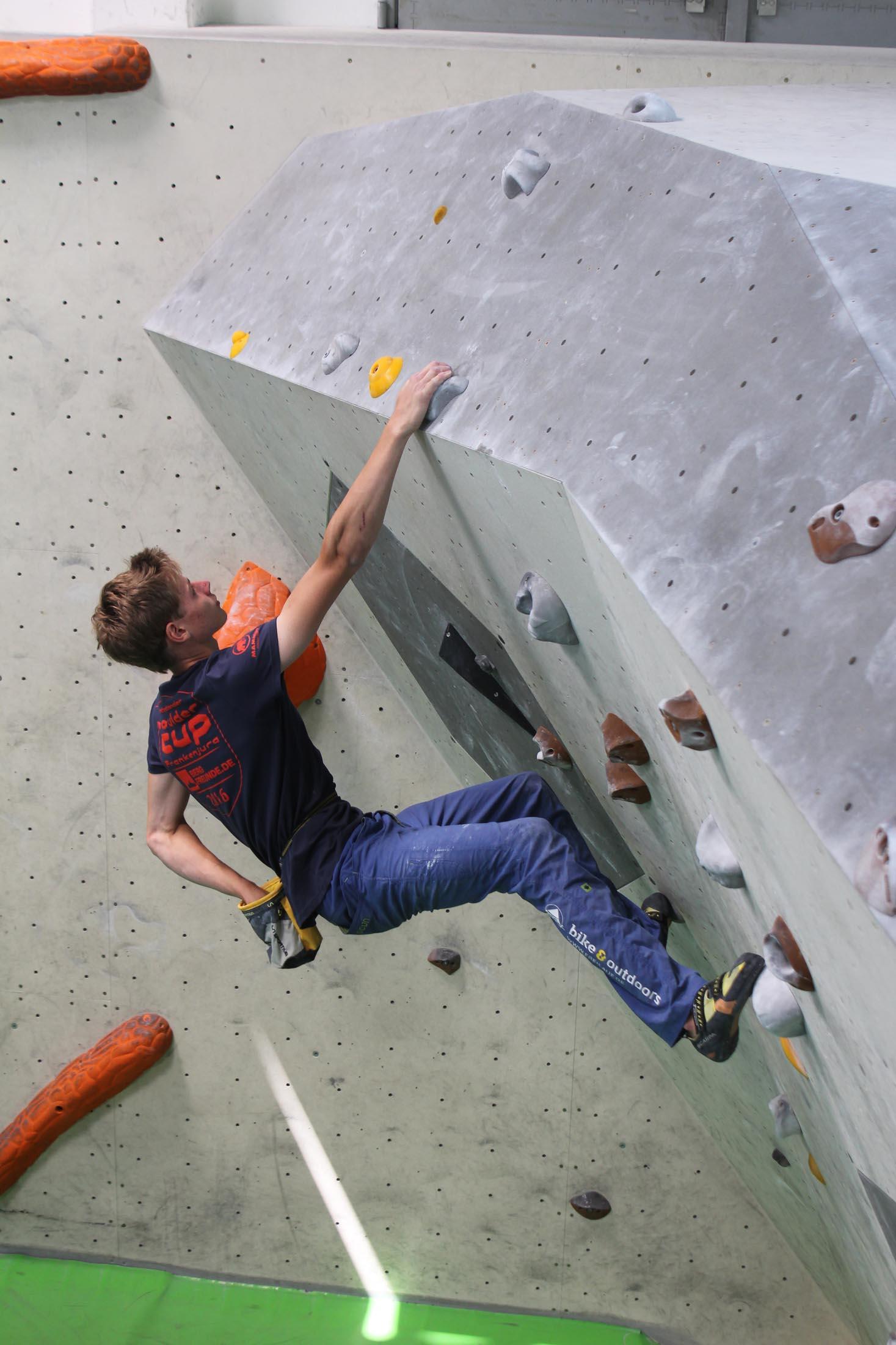 Quali, internationaler bouldercup Frankenjura 2016, BLOCKHELDEN Erlangen, Mammut, Bergfreunde.de, Boulderwettkampf07092016098