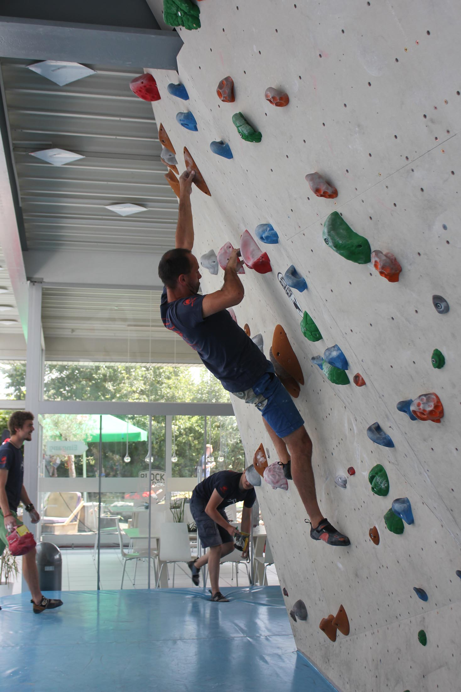 Quali, internationaler bouldercup Frankenjura 2016, BLOCKHELDEN Erlangen, Mammut, Bergfreunde.de, Boulderwettkampf07092016110