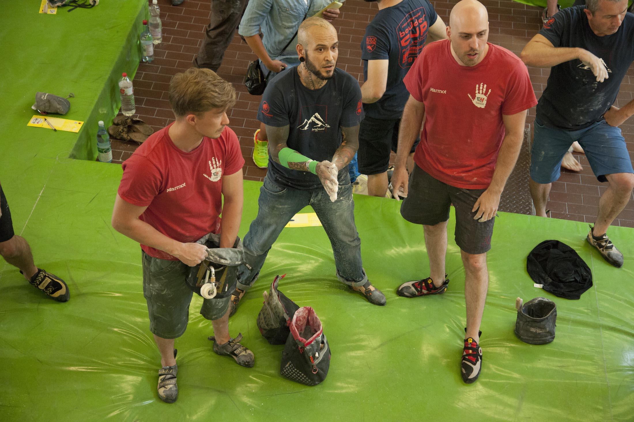 Quali, internationaler bouldercup Frankenjura 2016, BLOCKHELDEN Erlangen, Mammut, Bergfreunde.de, Boulderwettkampf07092016131