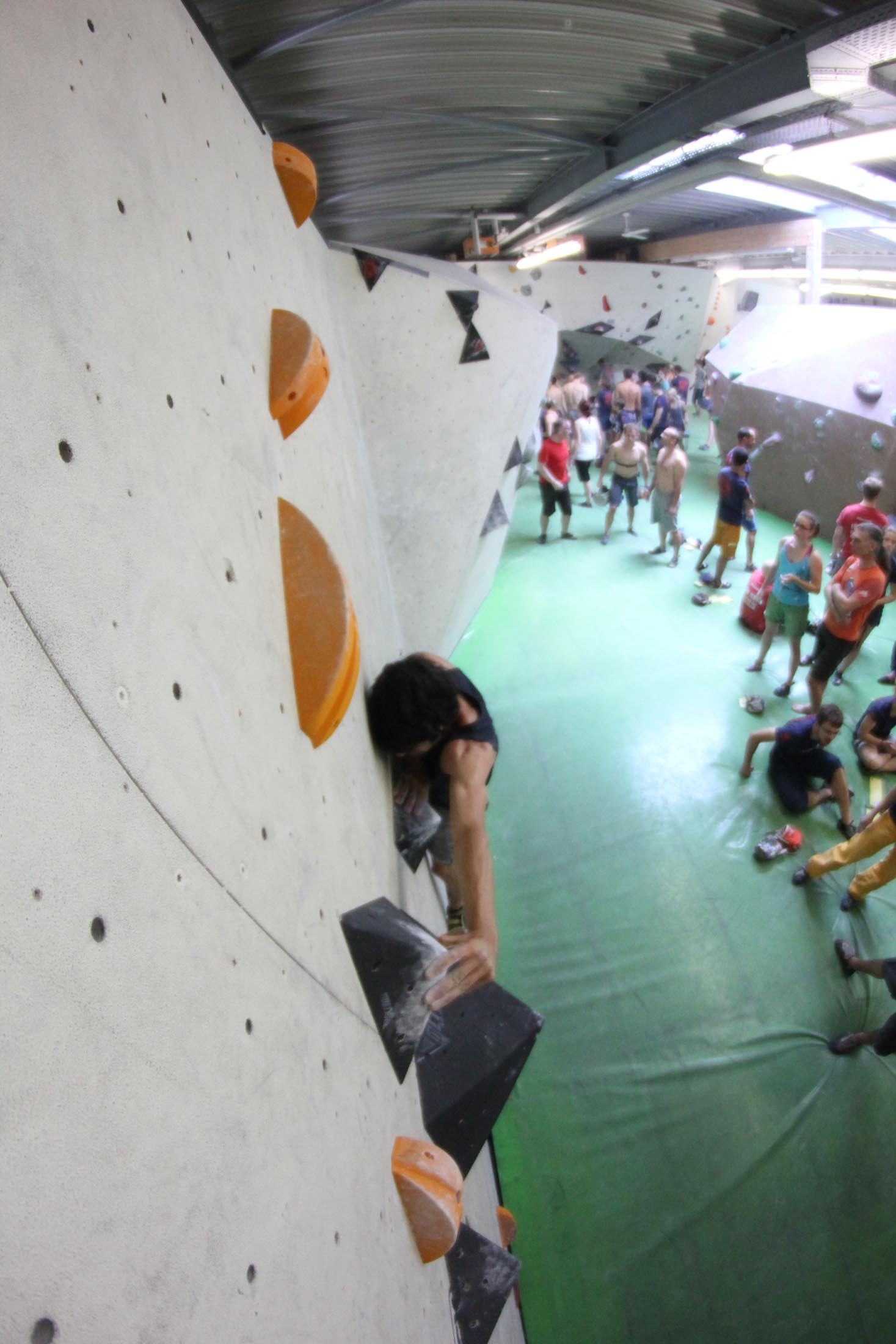 Quali, internationaler bouldercup Frankenjura 2016, BLOCKHELDEN Erlangen, Mammut, Bergfreunde.de, Boulderwettkampf07092016165