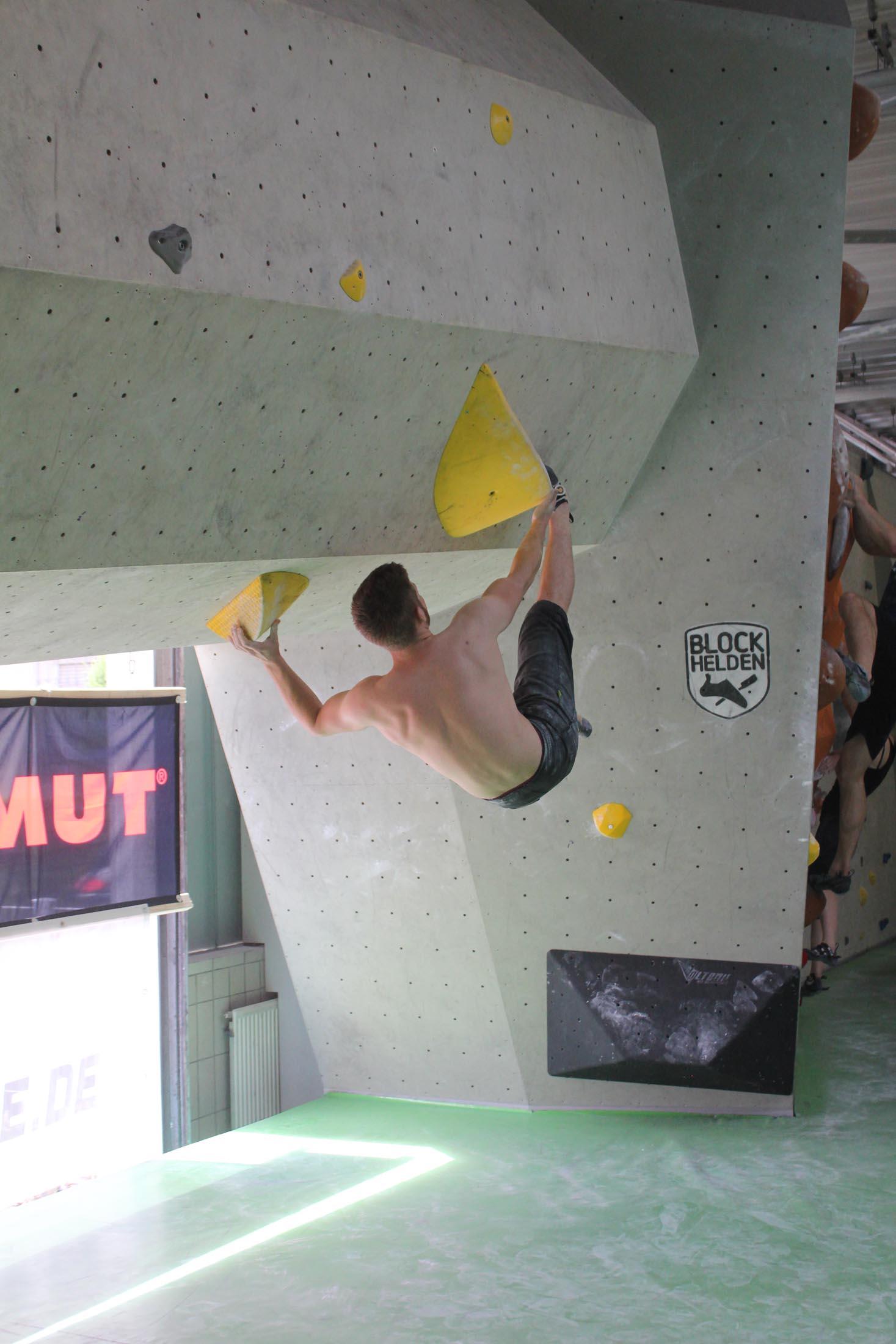 Quali, internationaler bouldercup Frankenjura 2016, BLOCKHELDEN Erlangen, Mammut, Bergfreunde.de, Boulderwettkampf07092016183