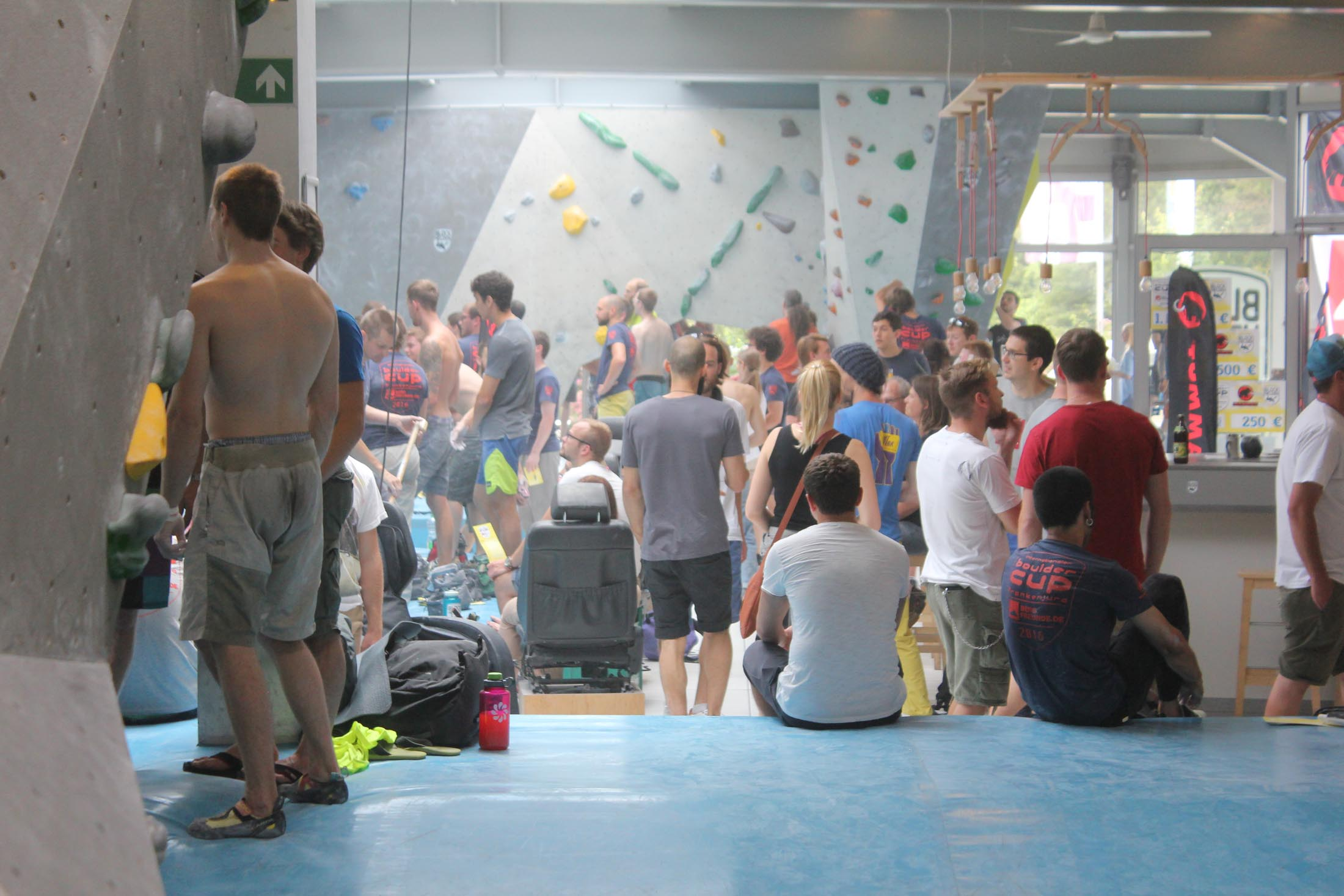 Quali, internationaler bouldercup Frankenjura 2016, BLOCKHELDEN Erlangen, Mammut, Bergfreunde.de, Boulderwettkampf07092016216