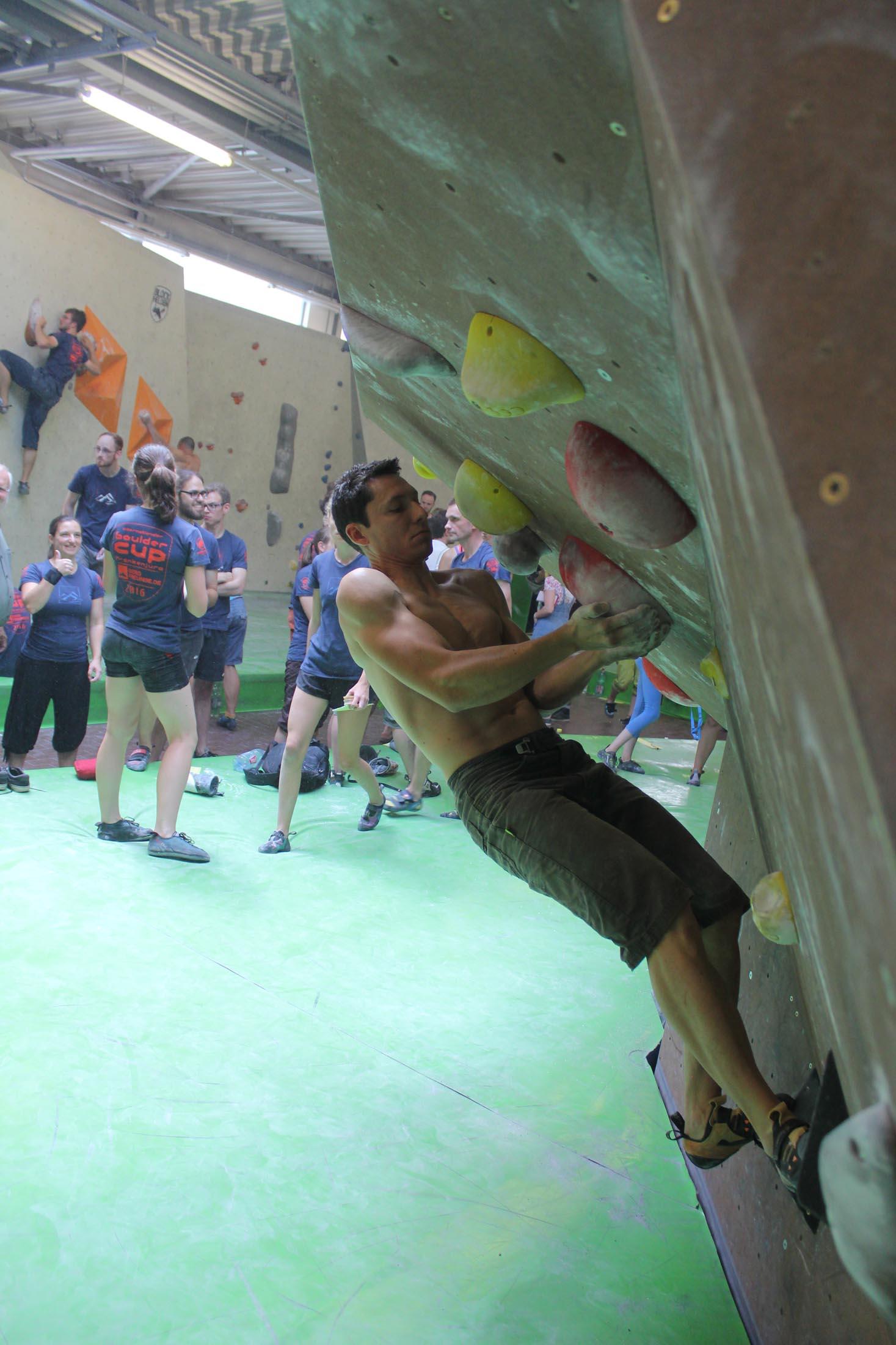 Quali, internationaler bouldercup Frankenjura 2016, BLOCKHELDEN Erlangen, Mammut, Bergfreunde.de, Boulderwettkampf07092016263