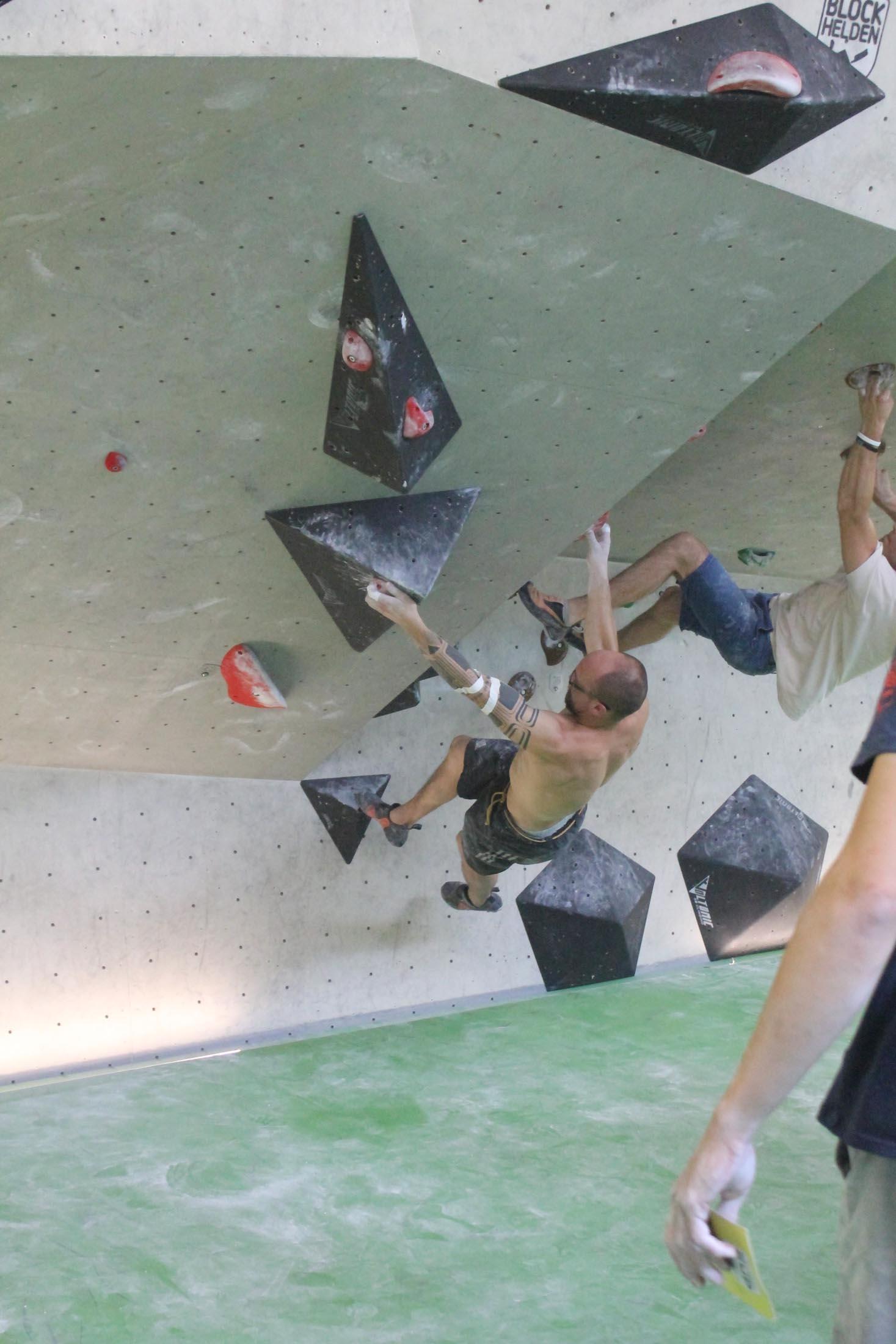 Quali, internationaler bouldercup Frankenjura 2016, BLOCKHELDEN Erlangen, Mammut, Bergfreunde.de, Boulderwettkampf07092016266