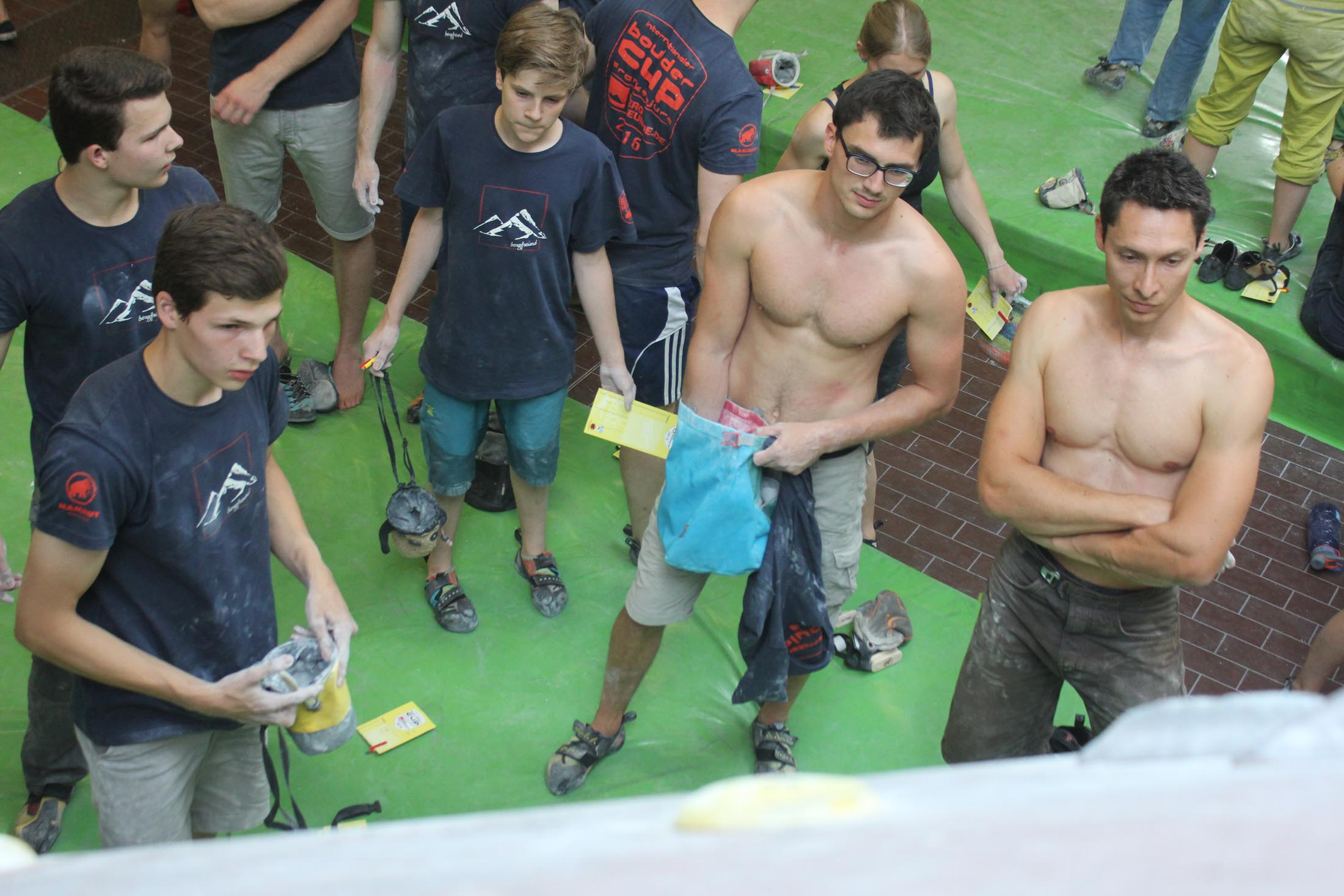Quali, internationaler bouldercup Frankenjura 2016, BLOCKHELDEN Erlangen, Mammut, Bergfreunde.de, Boulderwettkampf07092016281
