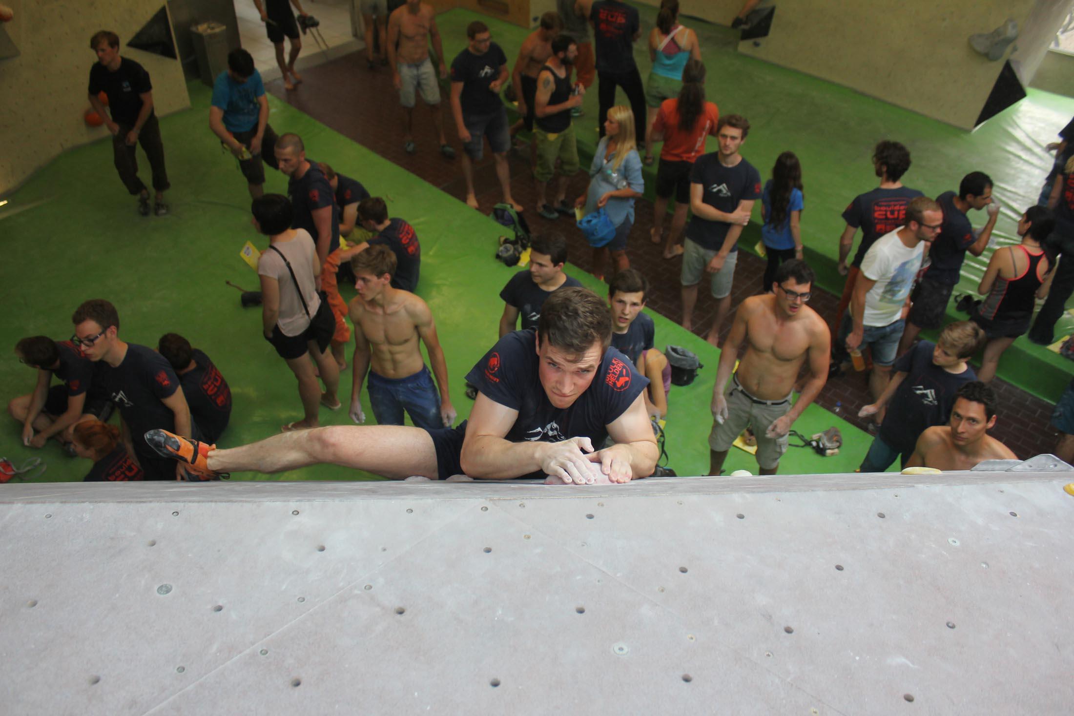 Quali, internationaler bouldercup Frankenjura 2016, BLOCKHELDEN Erlangen, Mammut, Bergfreunde.de, Boulderwettkampf07092016291
