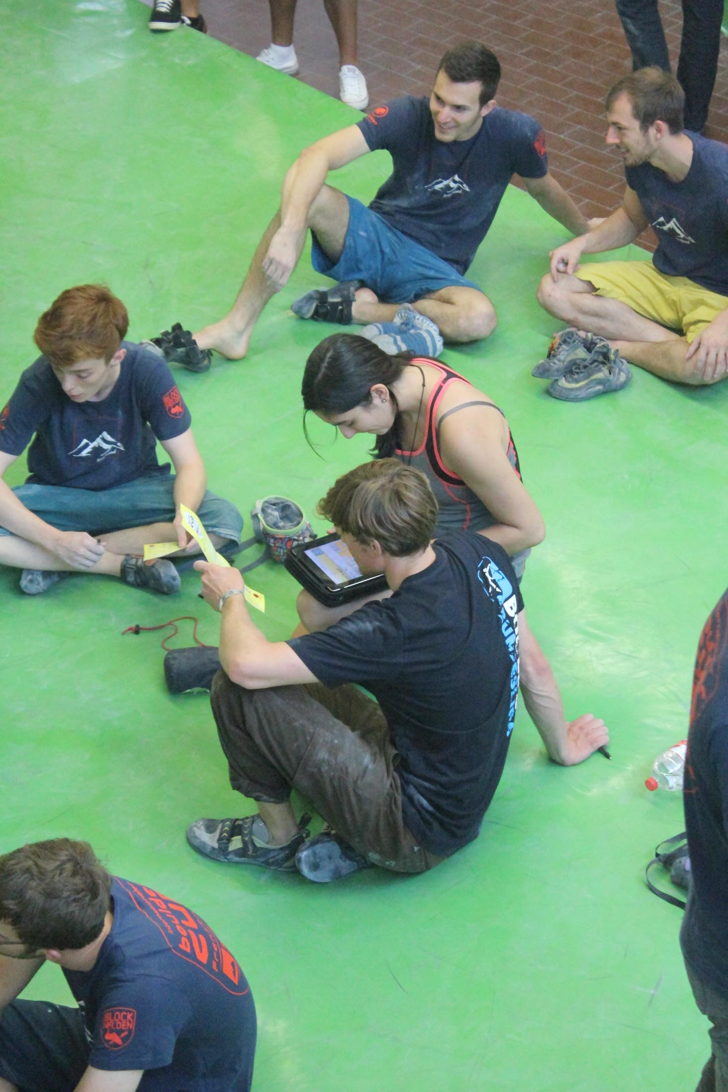 Quali, internationaler bouldercup Frankenjura 2016, BLOCKHELDEN Erlangen, Mammut, Bergfreunde.de, Boulderwettkampf07092016296
