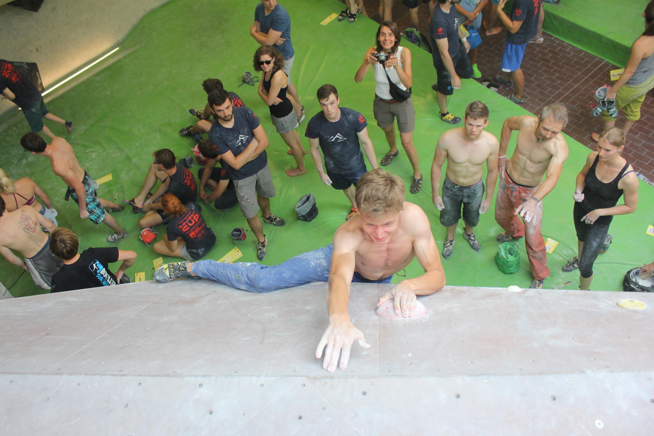 Quali, internationaler bouldercup Frankenjura 2016, BLOCKHELDEN Erlangen, Mammut, Bergfreunde.de, Boulderwettkampf07092016304