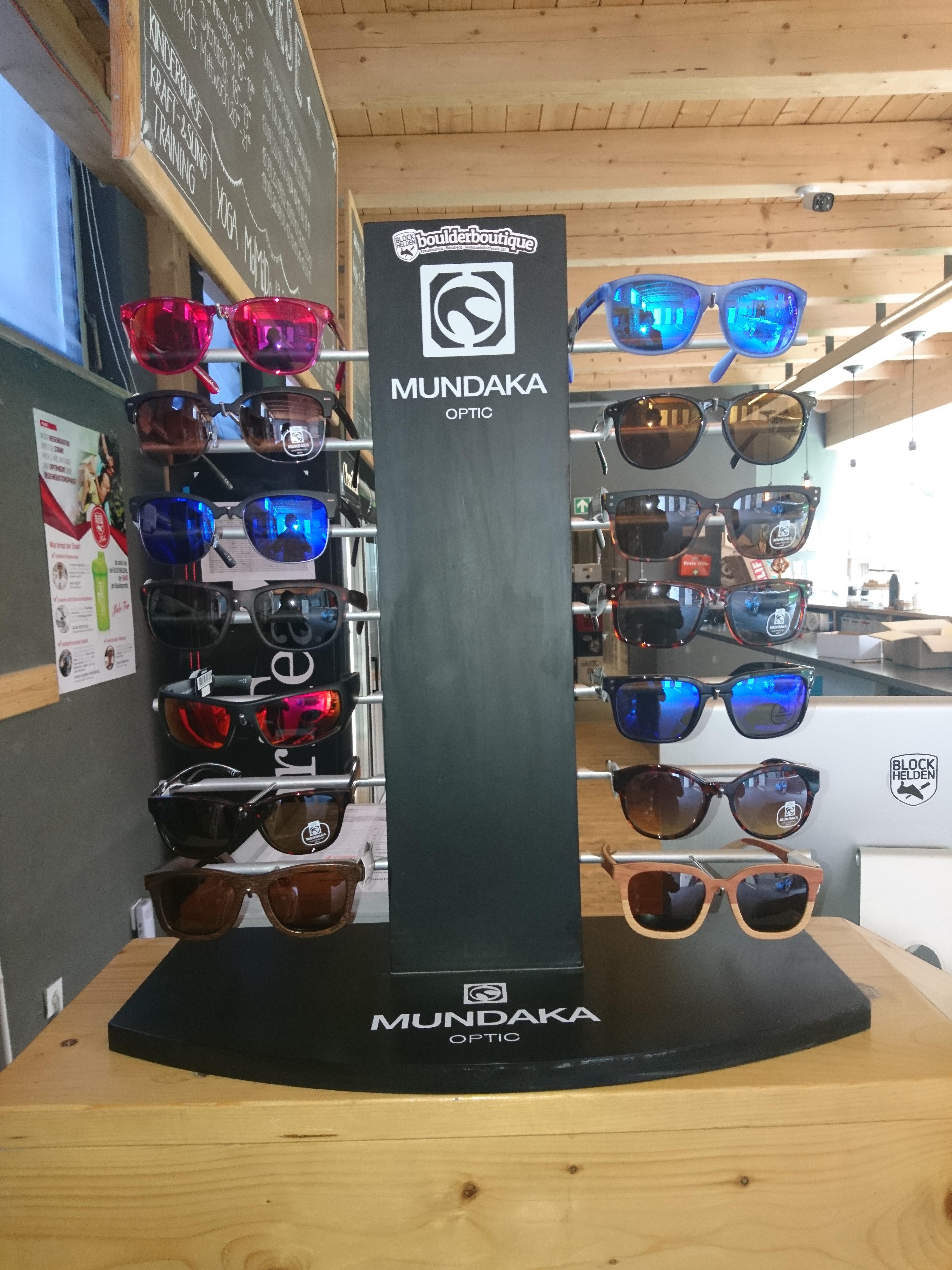 Neue Sonnenbrillen von Mundaka