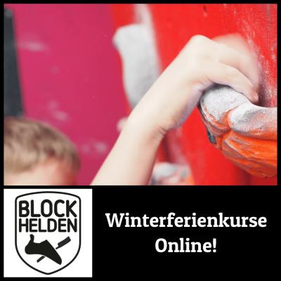 Winterferienkurse Online!