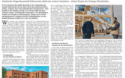 PRESSE: Holz Zentralblatt