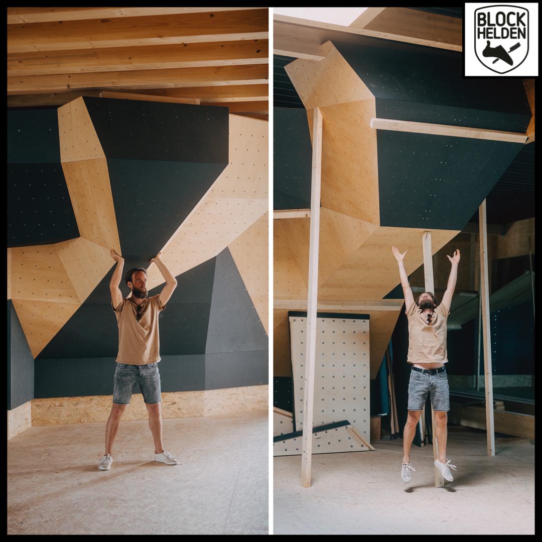 Kleine Helden – große Wände!